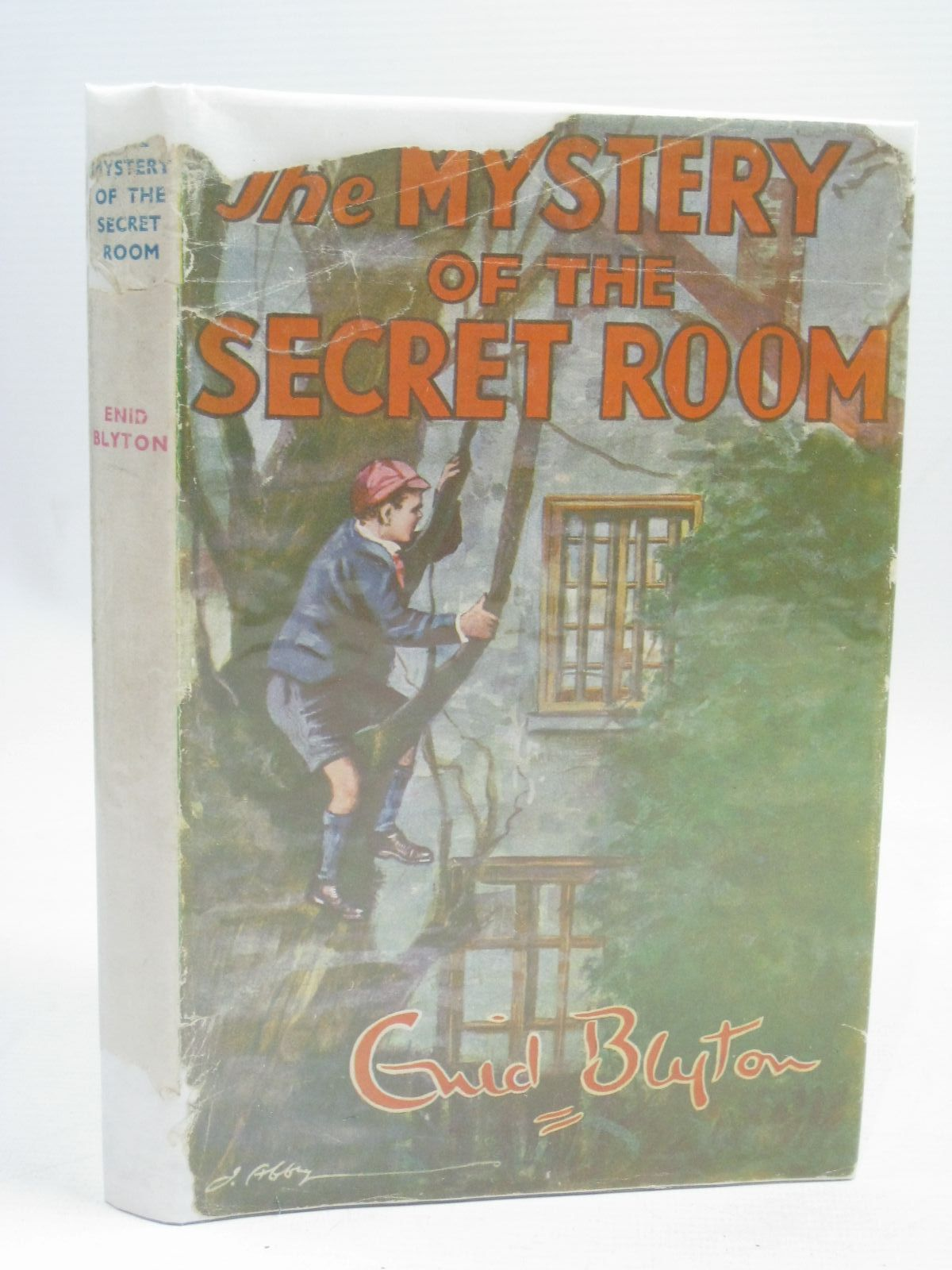 Photo of THE MYSTERY OF THE SECRET ROOM written by Blyton, Enid illustrated by Abbey, J. published by Methuen & Co. Ltd. (STOCK CODE: 1506309)  for sale by Stella & Rose's Books