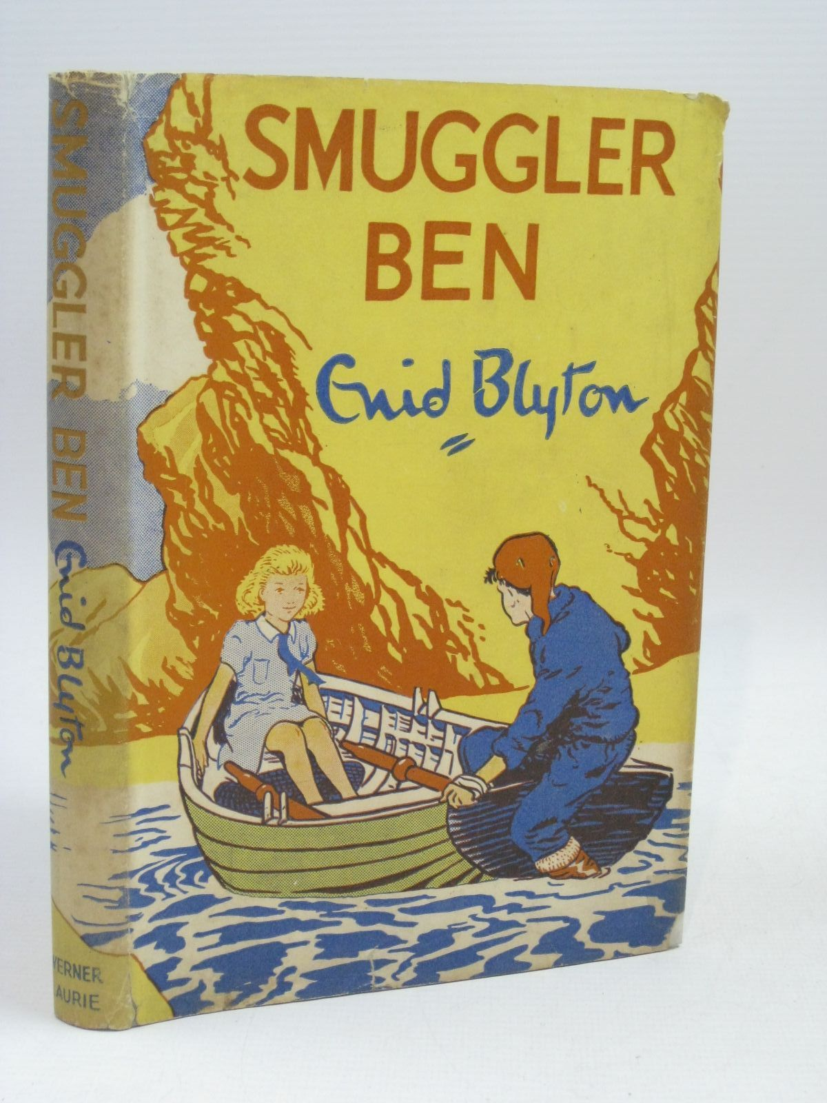 Photo of SMUGGLER BEN written by Blyton, Enid illustrated by Backhouse, G.W. published by Werner Laurie (STOCK CODE: 1506324)  for sale by Stella & Rose's Books