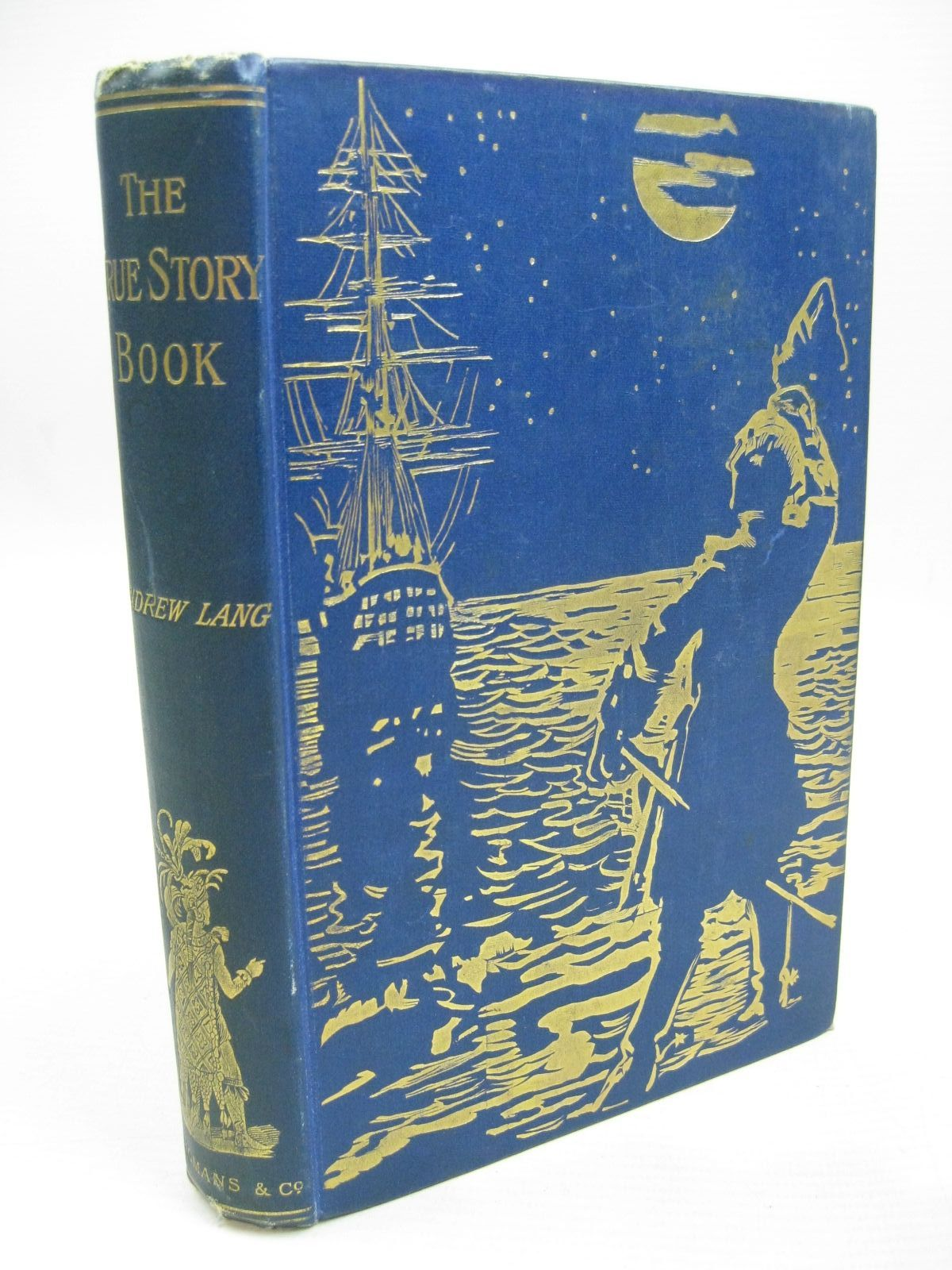 Photo of THE TRUE STORY BOOK