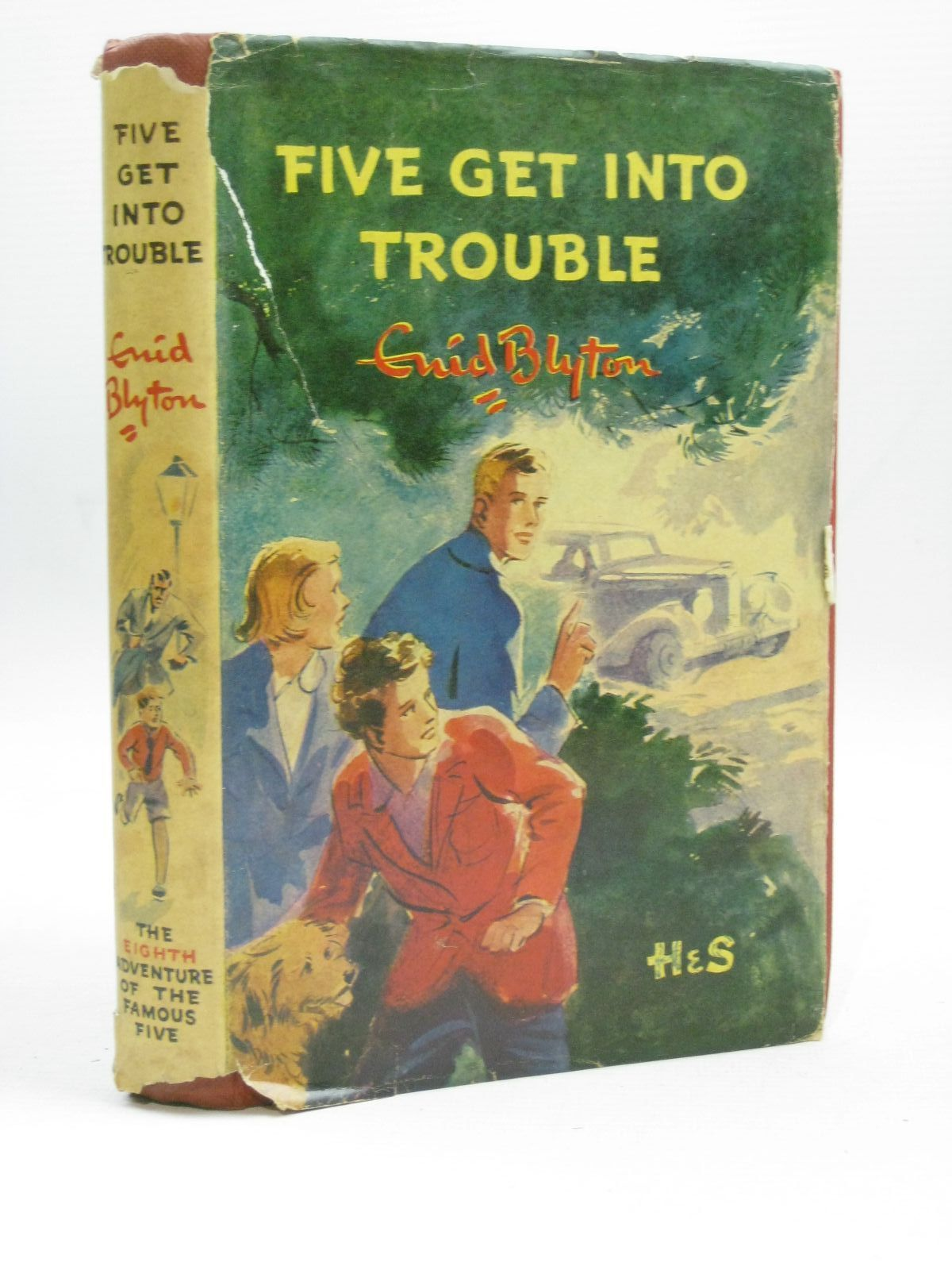 Photo of FIVE GET INTO TROUBLE- Stock Number: 1506411