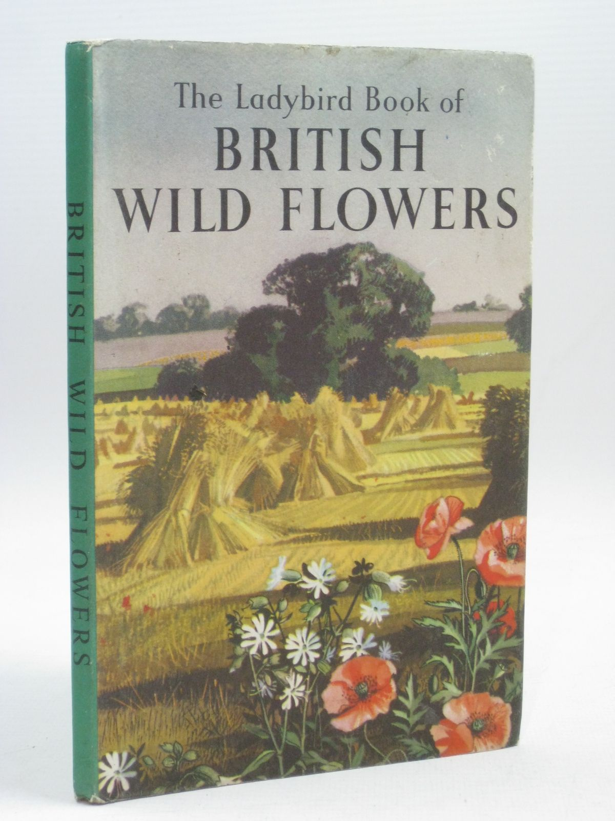 Photo of THE LADYBIRD BOOK OF BRITISH WILD FLOWERS