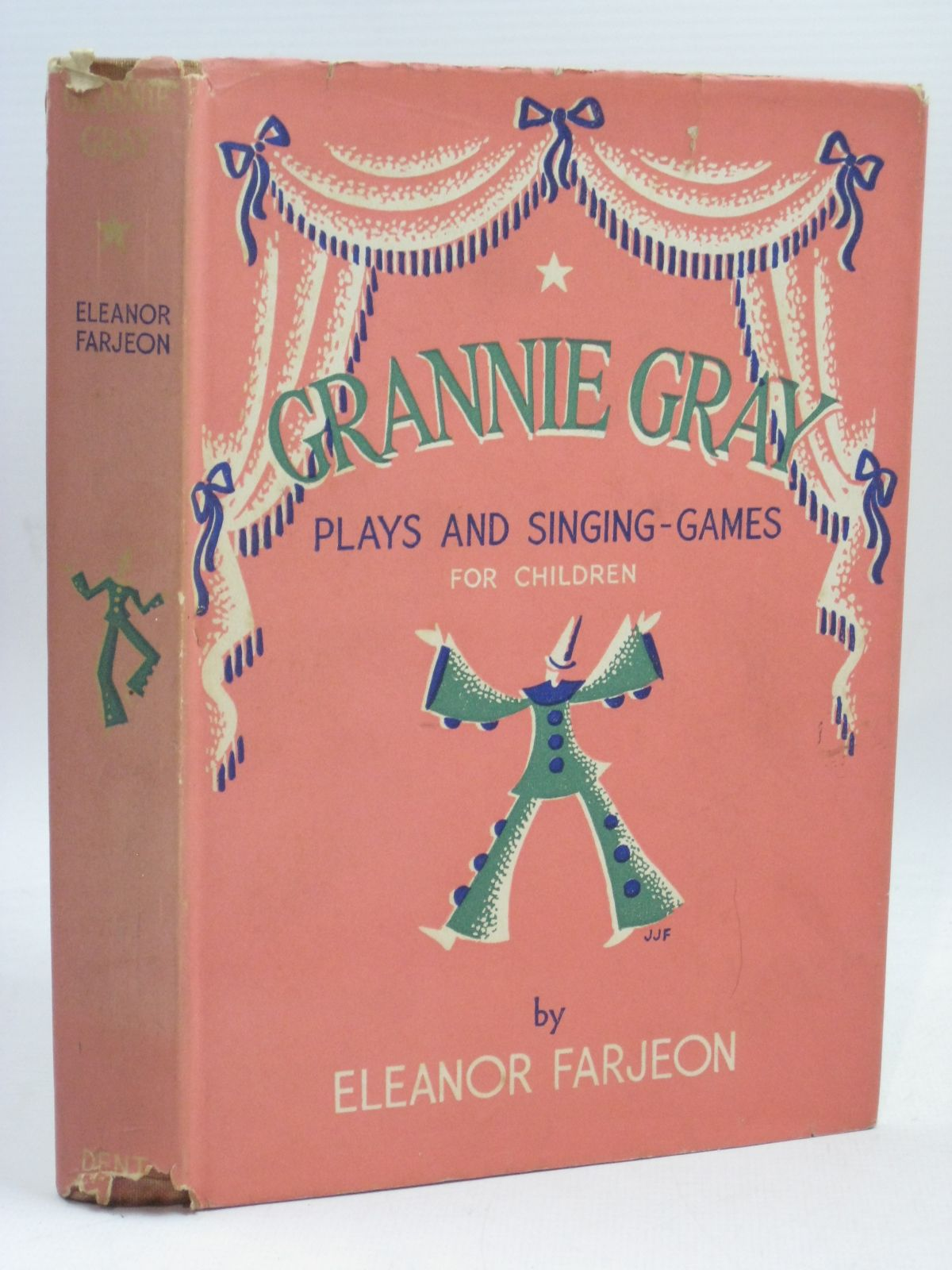 Photo of GRANNIE GRAY written by Farjeon, Eleanor illustrated by Farjeon, Joan Jefferson published by J.M. Dent & Sons Ltd. (STOCK CODE: 1506438)  for sale by Stella & Rose's Books