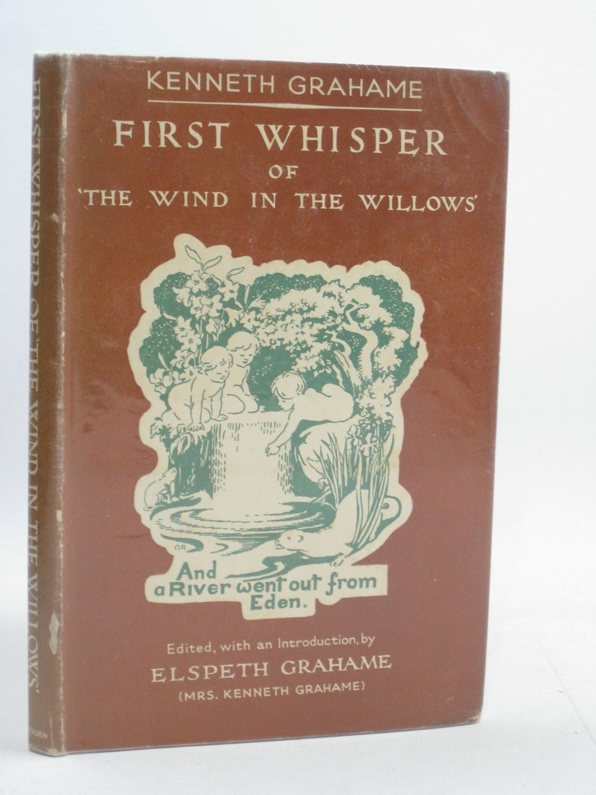 Photo of FIRST WHISPER OF THE WIND IN THE WILLOWS