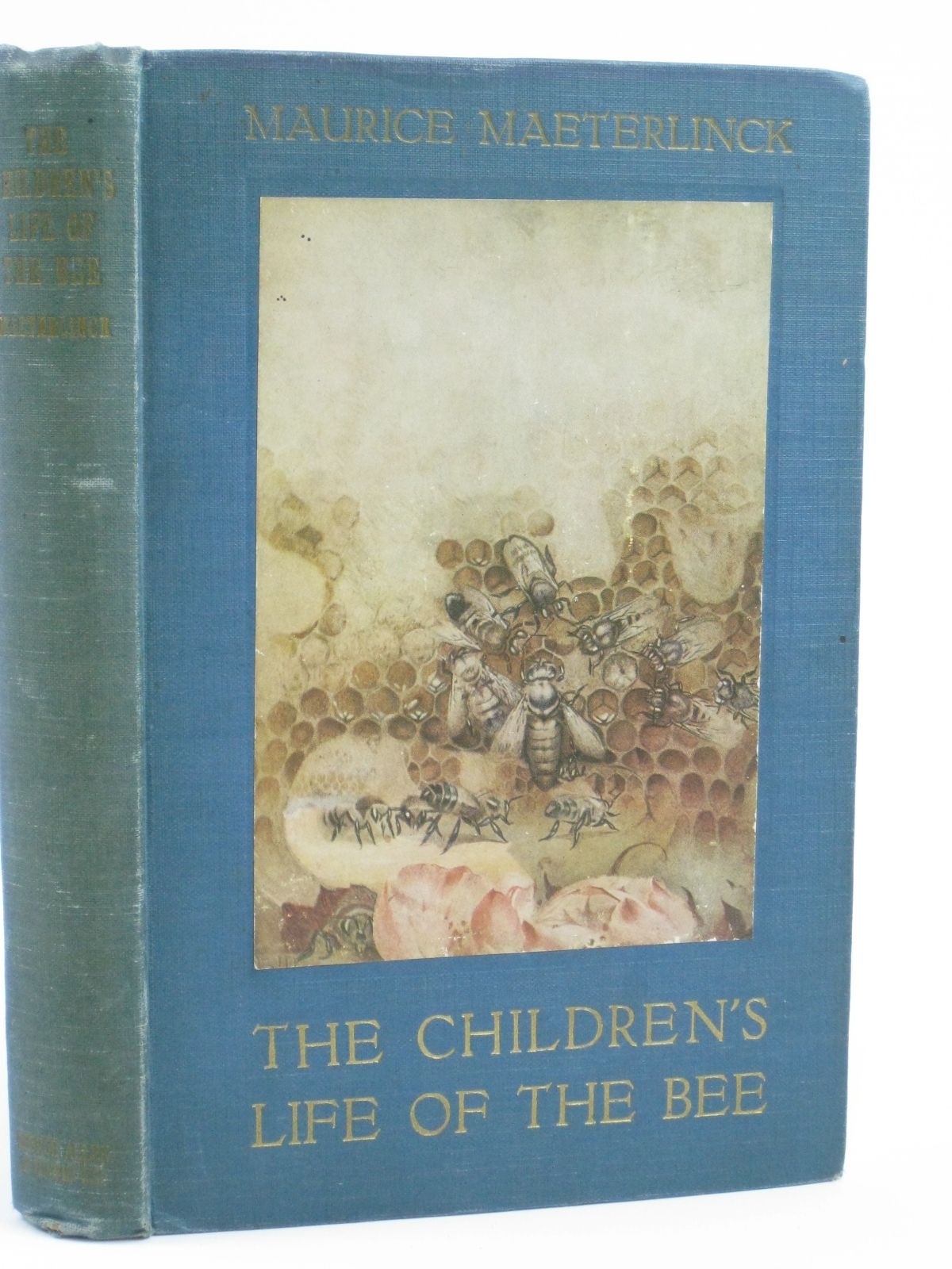Photo of THE CHILDREN'S LIFE OF THE BEE written by Maeterlinck, Maurice illustrated by Detmold, Edward J. published by Allen & Unwin (STOCK CODE: 1506489)  for sale by Stella & Rose's Books