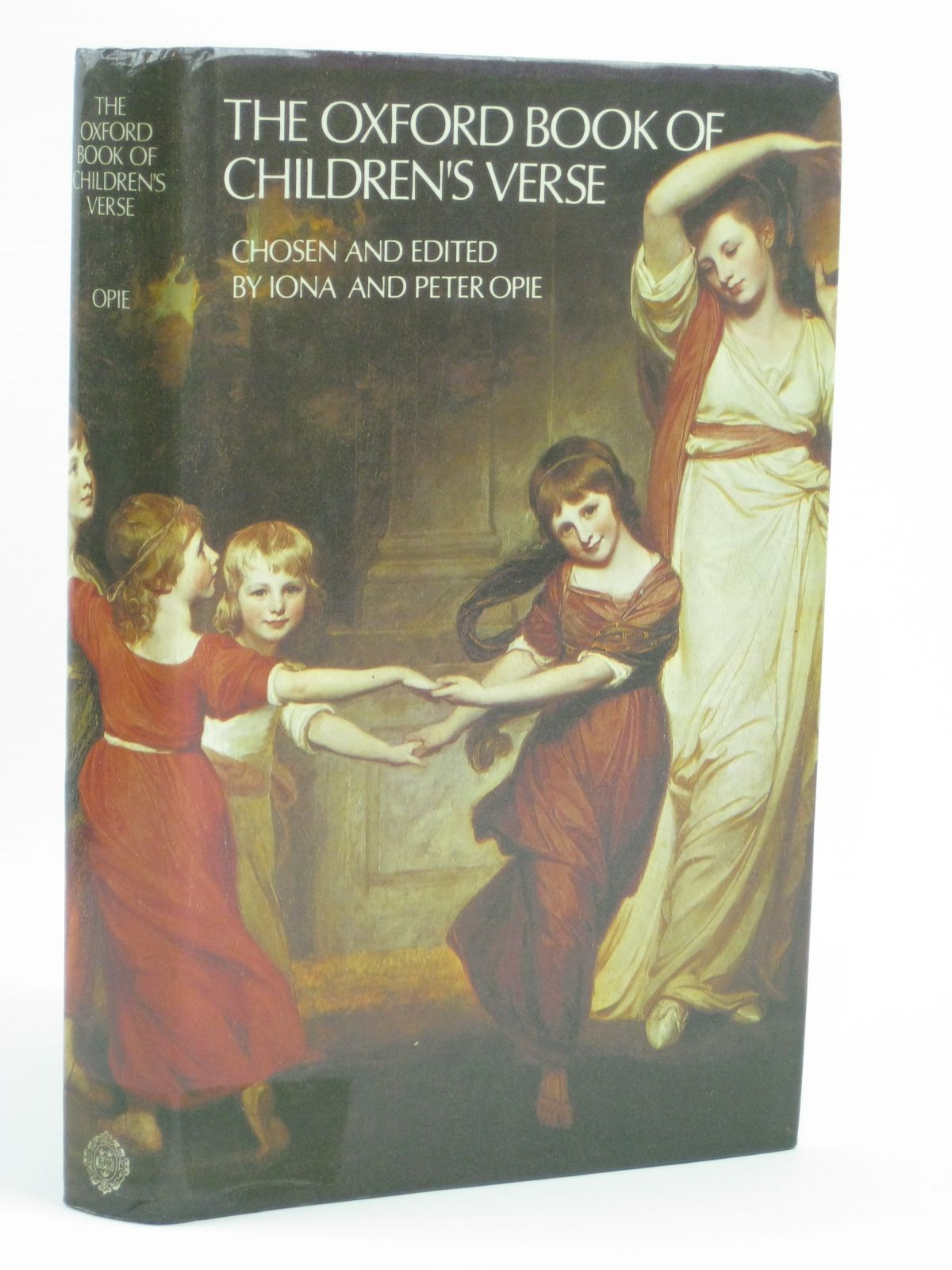 Photo of THE OXFORD BOOK OF CHILDREN'S VERSE written by Opie, Iona<br />Opie, Peter published by Clarendon Press, Oxford University Press (STOCK CODE: 1506494)  for sale by Stella & Rose's Books