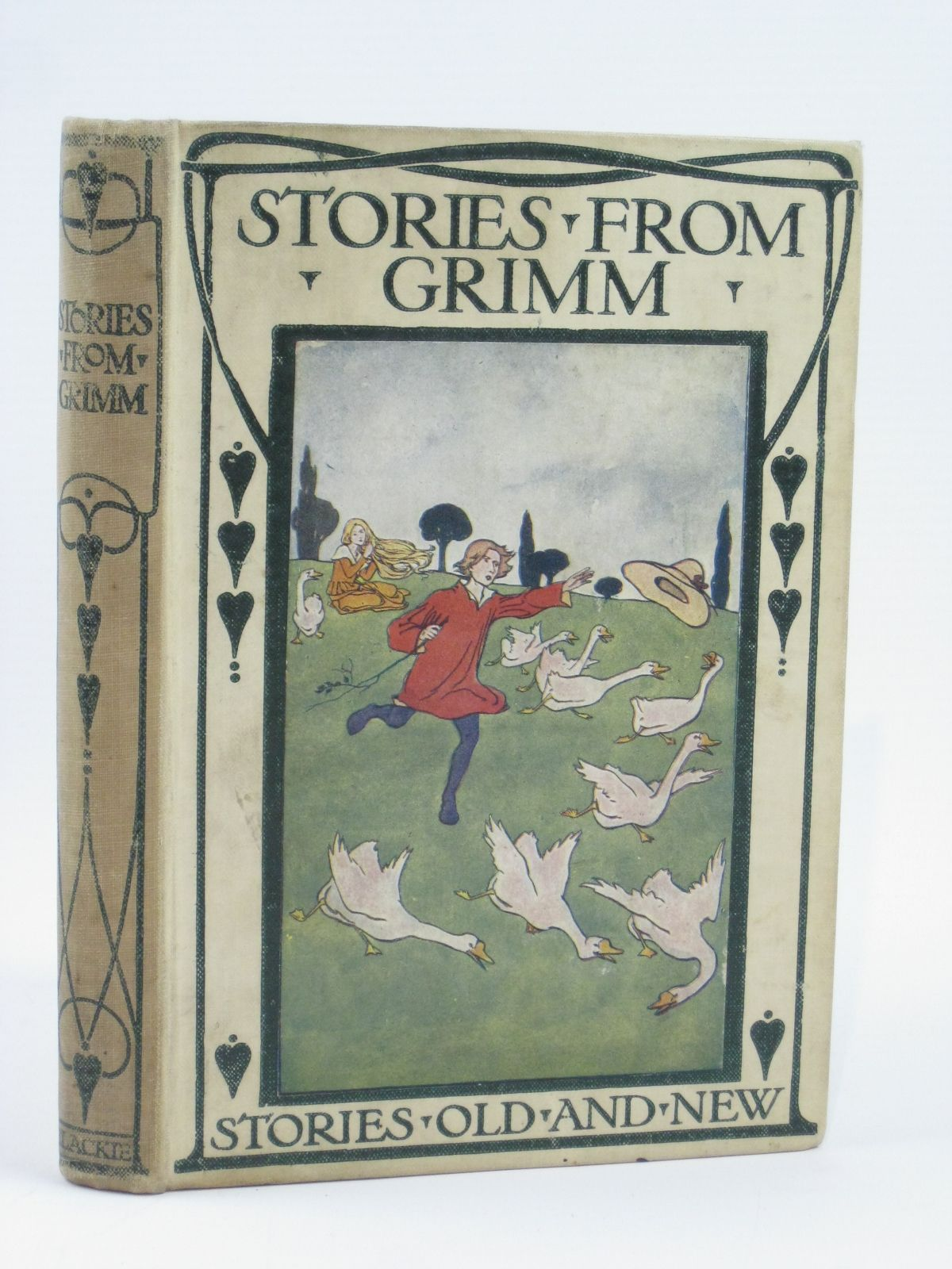 Photo of STORIES FROM GRIMM written by Grimm, Brothers published by Blackie & Son Ltd. (STOCK CODE: 1506520)  for sale by Stella & Rose's Books