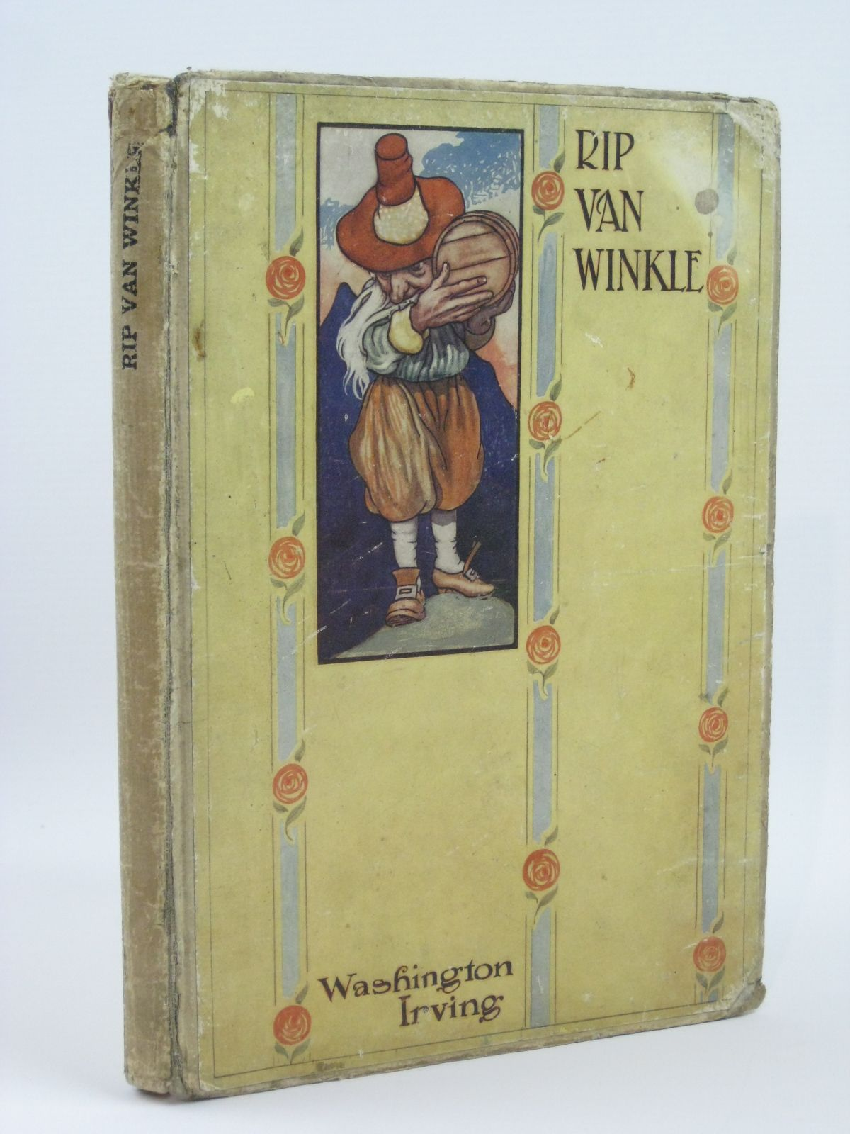 Photo of RIP VAN WINKLE