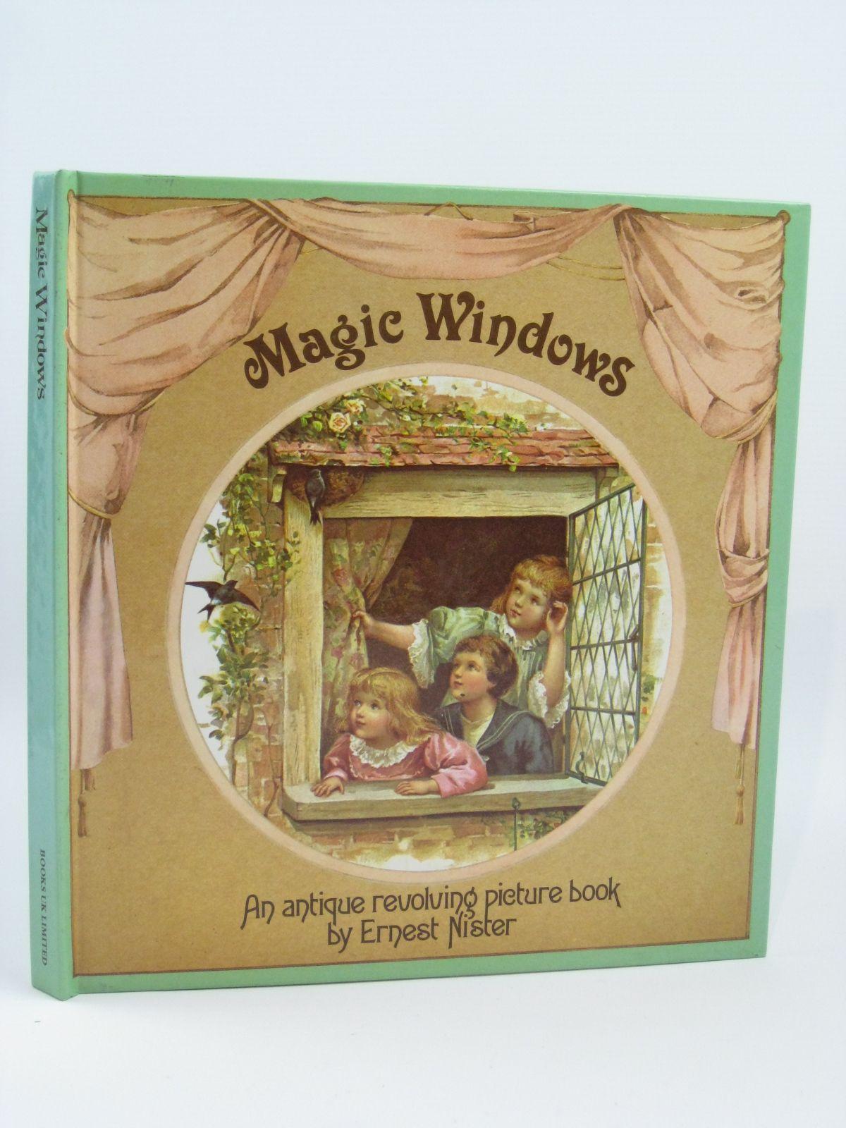 Photo of MAGIC WINDOWS