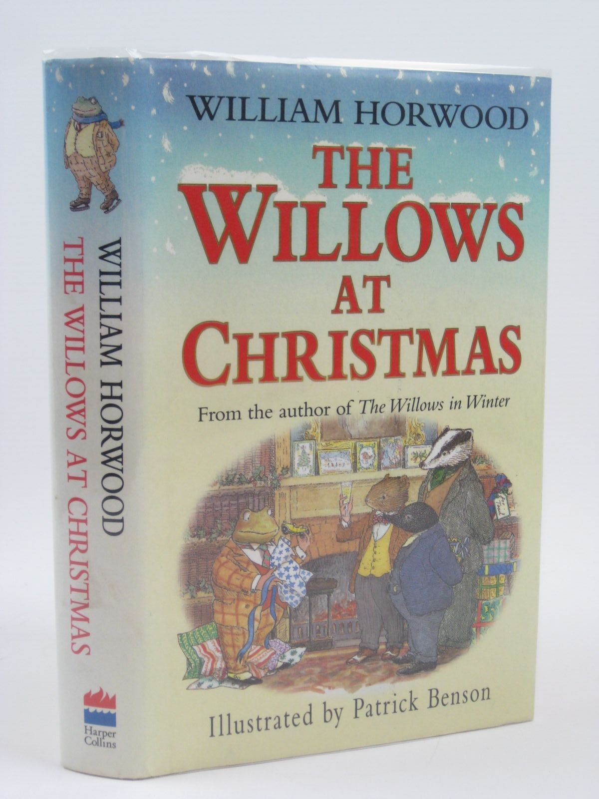 Photo of THE WILLOWS AT CHRISTMAS written by Horwood, William illustrated by Benson, Patrick published by Harper Collins (STOCK CODE: 1506580)  for sale by Stella & Rose's Books