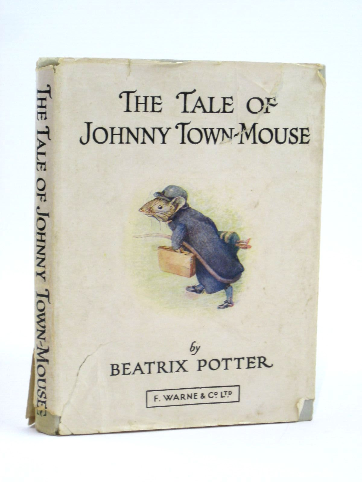 Photo of THE TALE OF JOHNNY TOWN-MOUSE written by Potter, Beatrix illustrated by Potter, Beatrix published by Frederick Warne & Co Ltd. (STOCK CODE: 1506599)  for sale by Stella & Rose's Books
