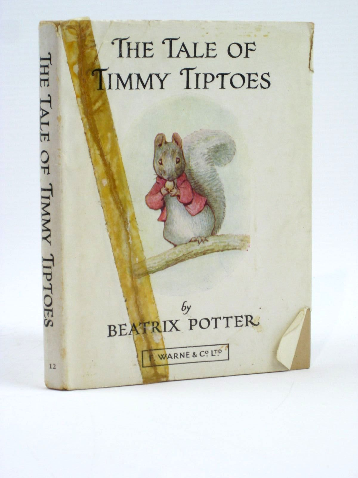Photo of THE TALE OF TIMMY TIPTOES written by Potter, Beatrix illustrated by Potter, Beatrix published by Frederick Warne & Co Ltd. (STOCK CODE: 1506609)  for sale by Stella & Rose's Books