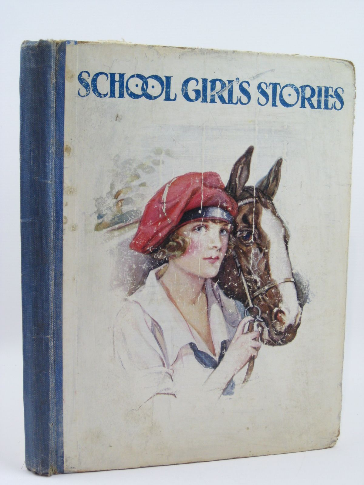 Photo of THE SCHOOL GIRL'S ANNUAL written by Klickmann, Flora illustrated by Angell, Maude<br />Wain, Louis<br />Kirmse, Persis<br />Stampa, G.L.<br />Browne, Gordon<br />et al., (STOCK CODE: 1506659)  for sale by Stella & Rose's Books