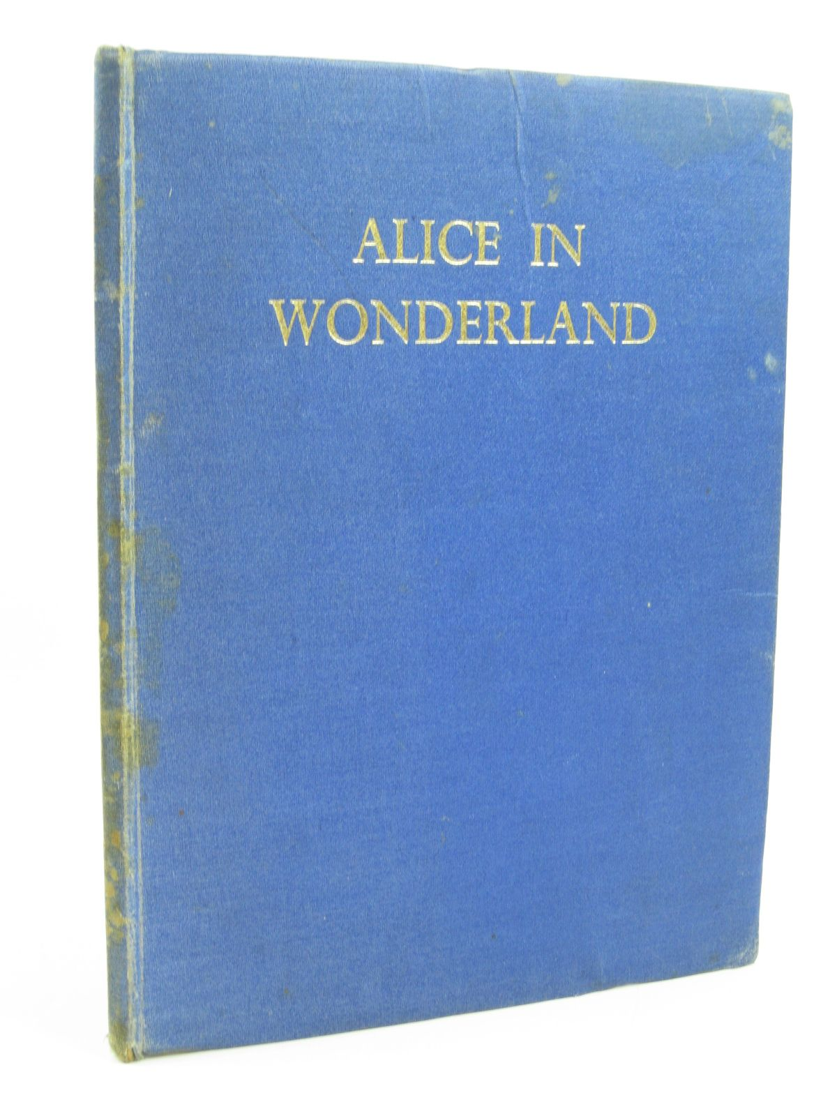 Photo of ALICE'S ADVENTURES IN WONDERLAND written by Carroll, Lewis illustrated by Rado, A. published by Newman Wolsey Limited (STOCK CODE: 1506661)  for sale by Stella & Rose's Books