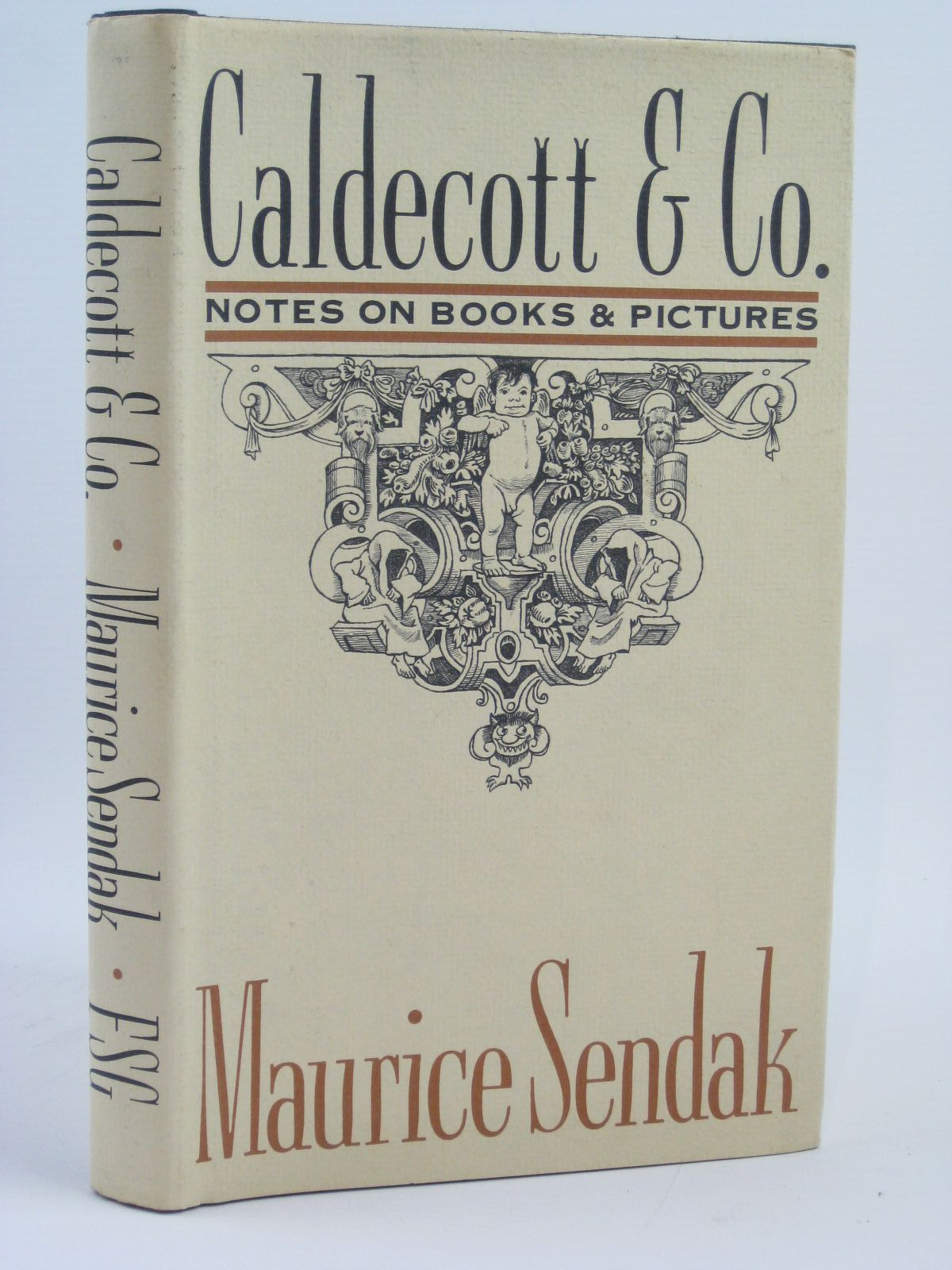 Photo of CALDECOTT & CO. NOTES ON BOOKS & PICTURES written by Sendak, Maurice published by Michael Di Capua Books, Farrar, Straus & Giroux (STOCK CODE: 1506684)  for sale by Stella & Rose's Books