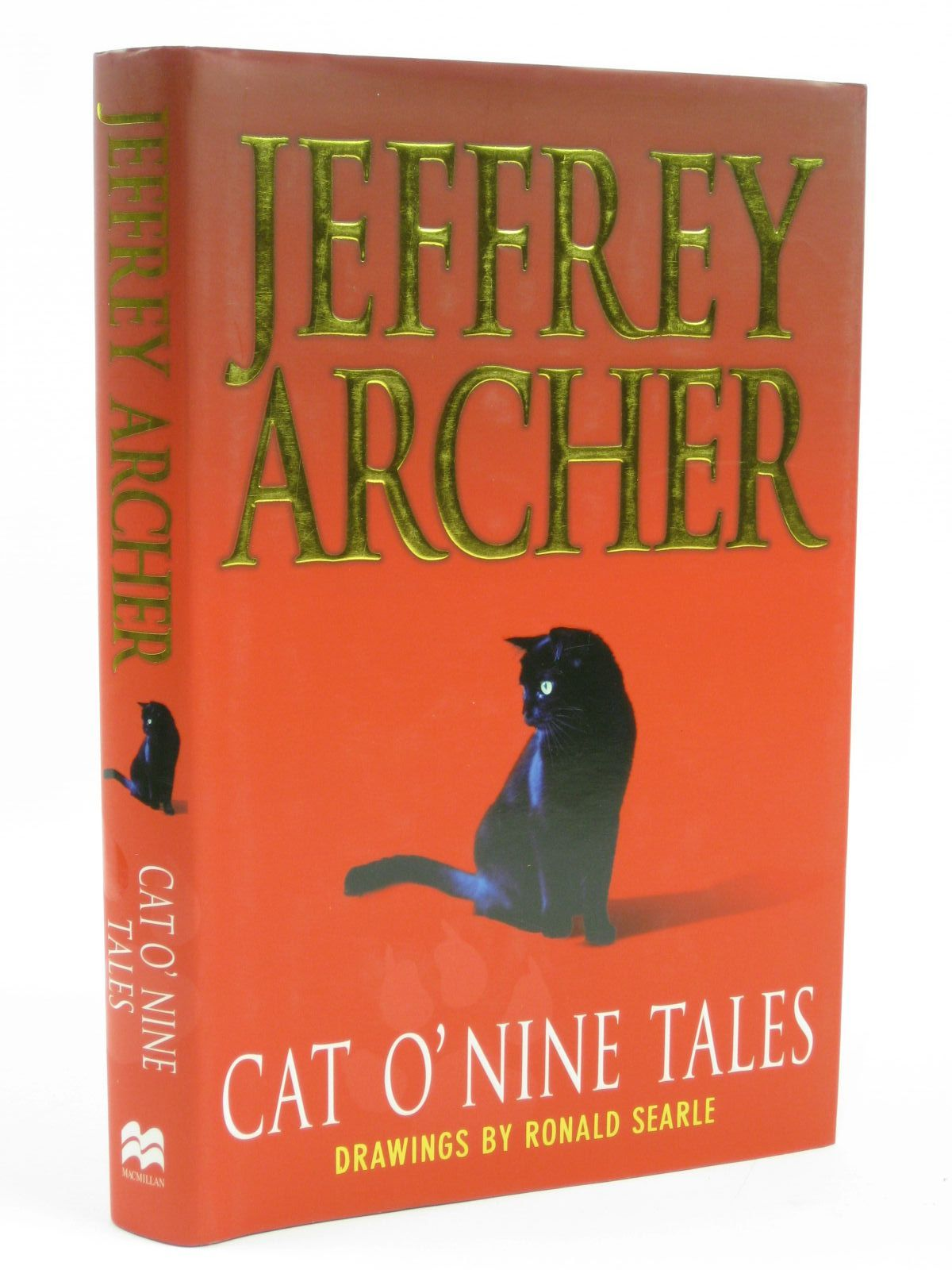 Photo of CAT O' NINE TALES written by Archer, Jeffrey illustrated by Searle, Ronald published by MacMillan (STOCK CODE: 1506689)  for sale by Stella & Rose's Books