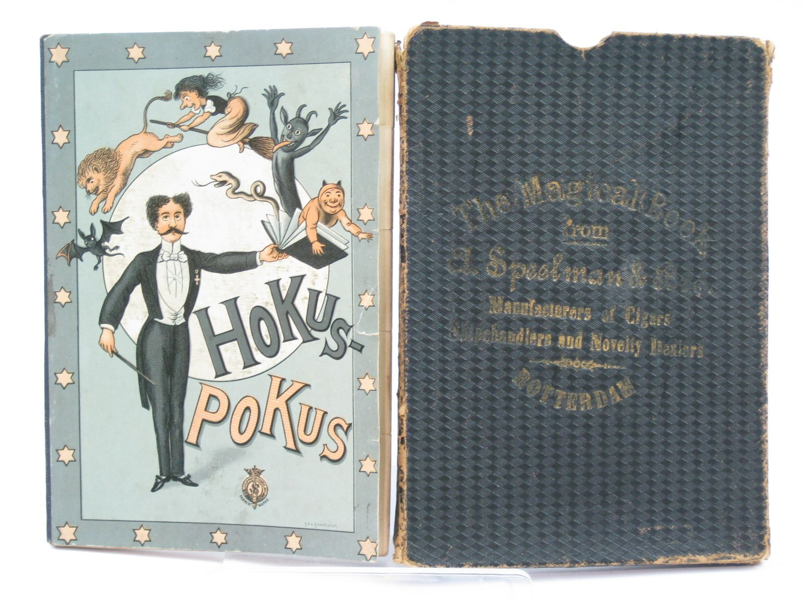 Photo of HOKUS POKUS THE MAGICAL BOOK