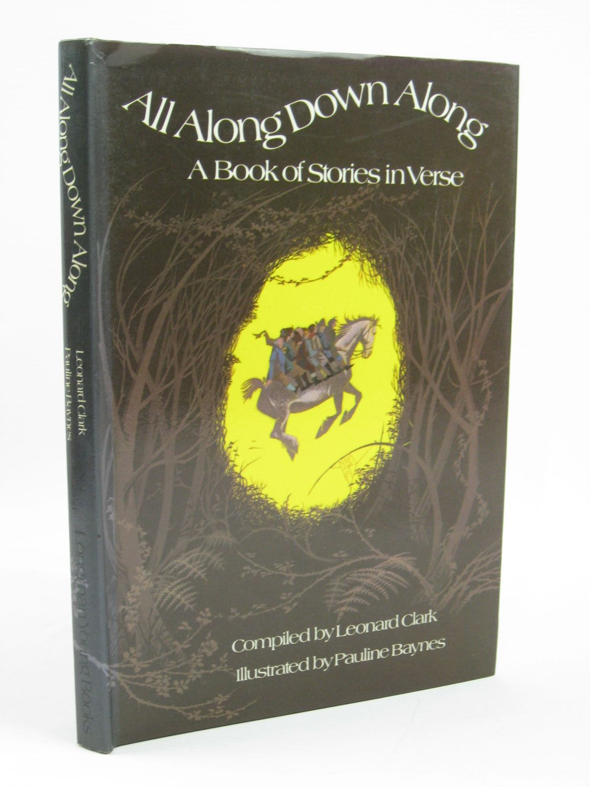 Photo of ALL ALONG DOWN ALONG written by Clark, Leonard illustrated by Baynes, Pauline published by Longman Young Books (STOCK CODE: 1506769)  for sale by Stella & Rose's Books