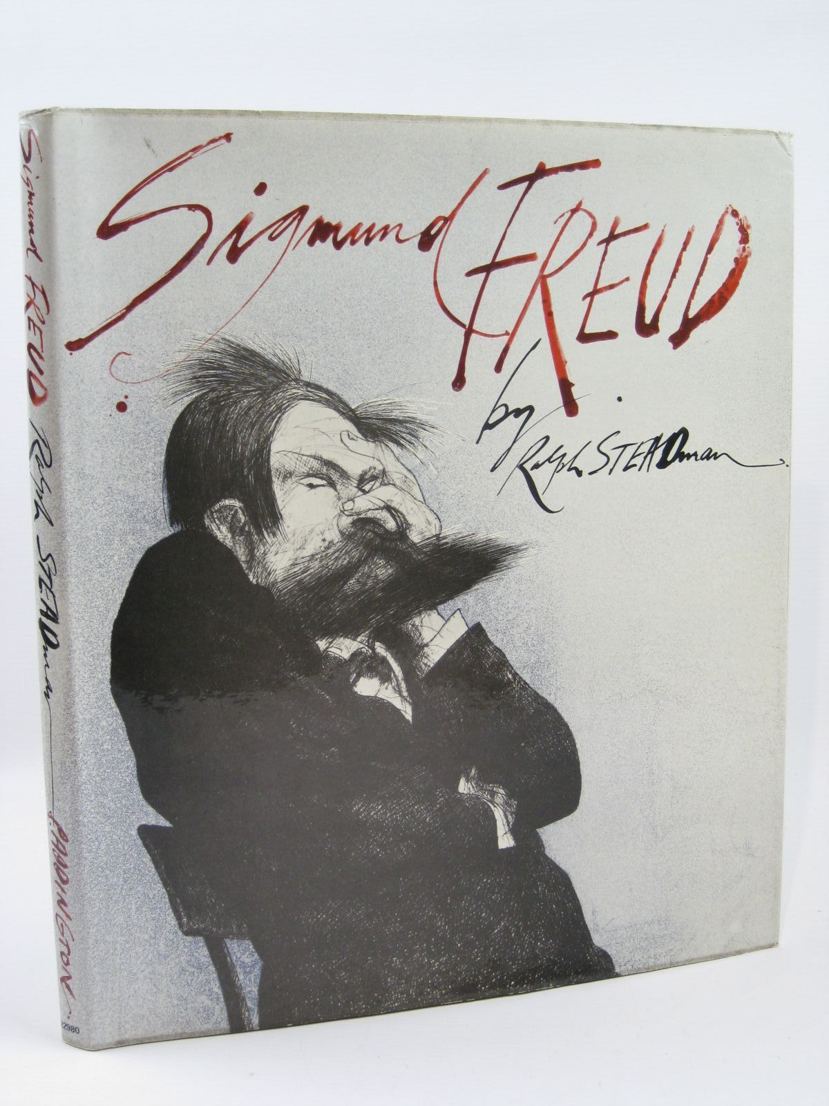 Photo of SIGMUND FREUD written by Steadman, Ralph illustrated by Steadman, Ralph published by Paddington Press (STOCK CODE: 1506770)  for sale by Stella & Rose's Books