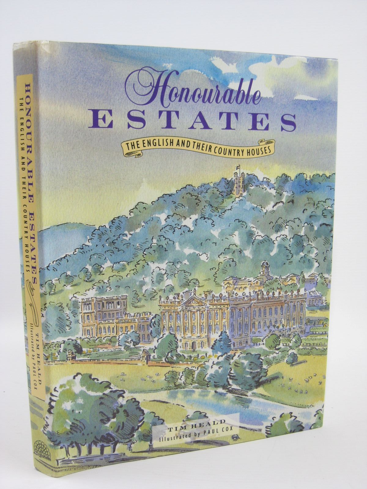 Photo of HONOURABLE ESTATES written by Heald, Tim illustrated by Cox, Paul published by Pavilion Books Limited (STOCK CODE: 1506781)  for sale by Stella & Rose's Books
