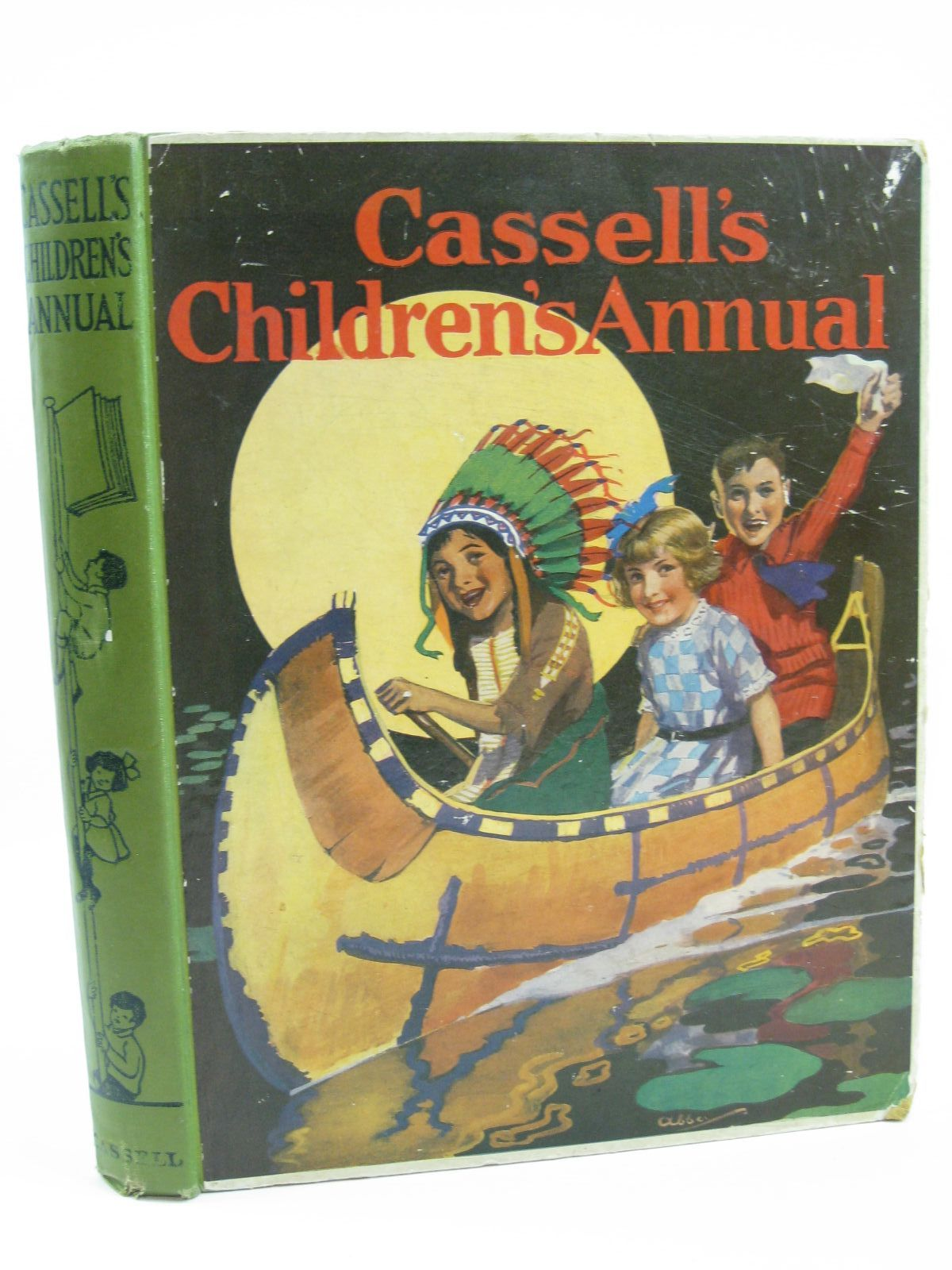 Photo of CASSELL'S CHILDREN'S ANNUAL written by Seymour, Marjorie<br />Copeland, Walter<br />Miall, Agnes M.<br />et al, illustrated by Cowham, Hilda<br />Anderson, Florence Mary<br />Rees, E. Dorothy<br />Attwell, Mabel Lucie<br />Rountree, Harry<br />et al., published by Cassell & Company Limited (STOCK CODE: 1506789)  for sale by Stella & Rose's Books