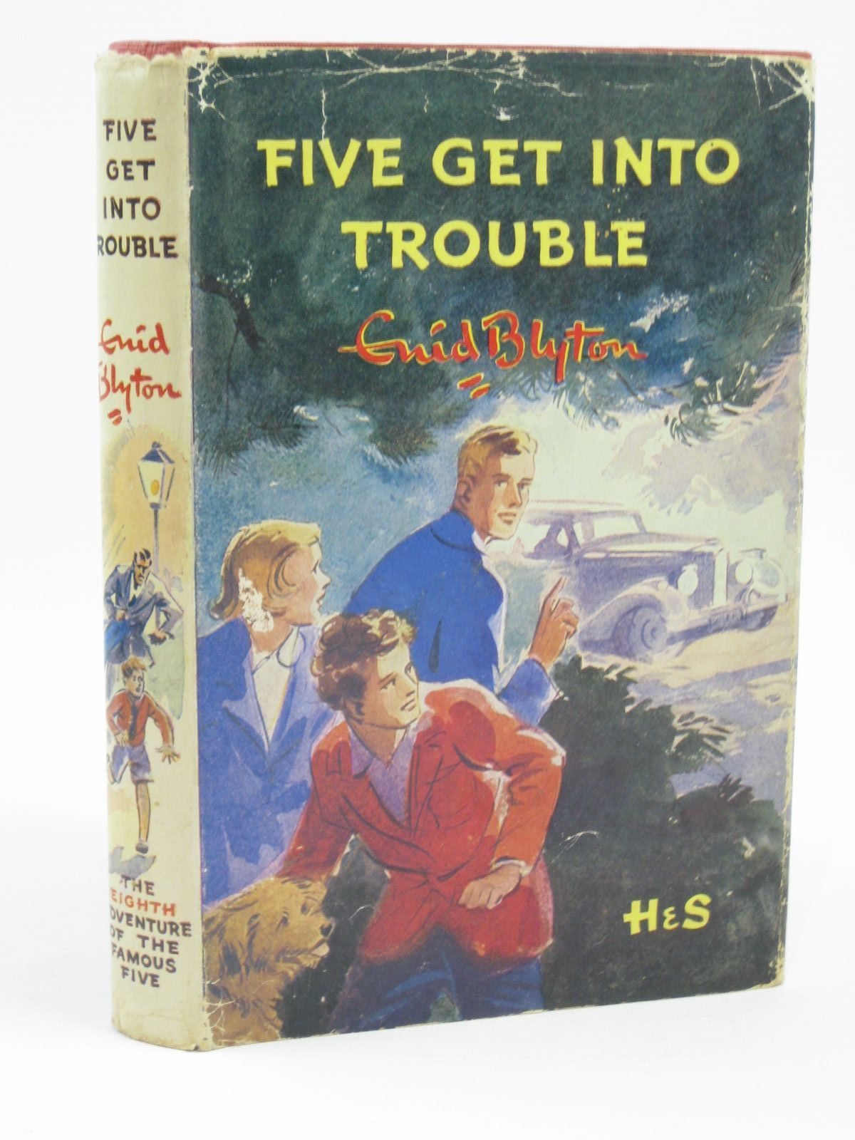 Photo of FIVE GET INTO TROUBLE- Stock Number: 1506798