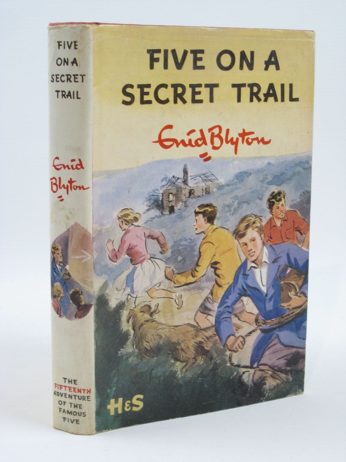 Photo of FIVE ON A SECRET TRAIL- Stock Number: 1506799