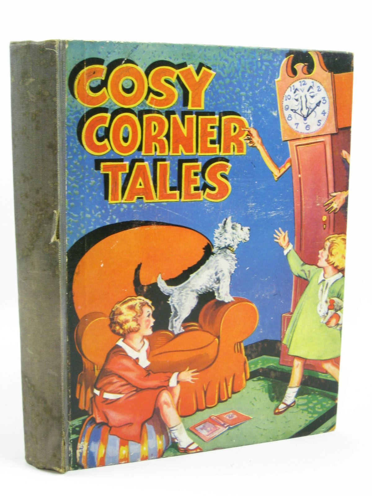 Photo of COSY CORNER TALES illustrated by Wain, Louis<br />Robinson, Gordon<br />Christie, G.F.<br />et al., published by Wells Gardner, Darton & Co. Ltd. (STOCK CODE: 1506852)  for sale by Stella & Rose's Books