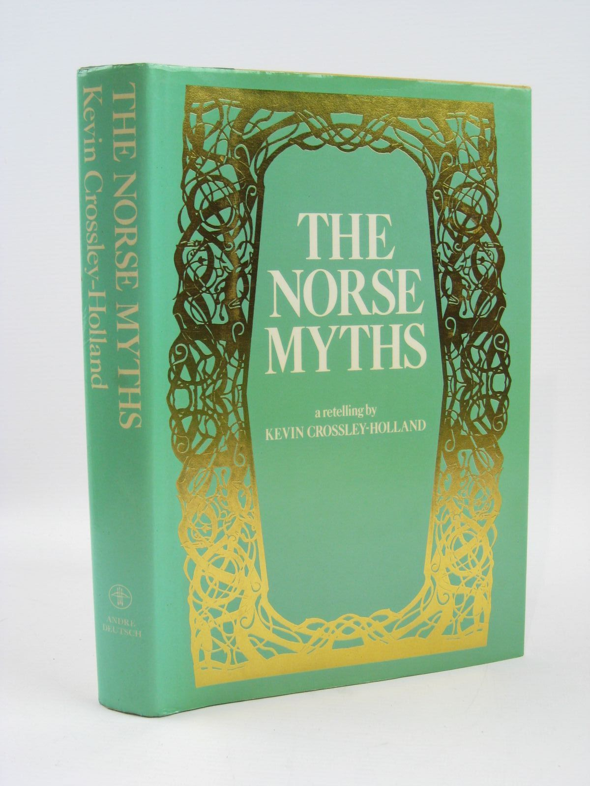 Photo of THE NORSE MYTHS written by Crossley-Holland, Kevin published by Andre Deutsch (STOCK CODE: 1506864)  for sale by Stella & Rose's Books