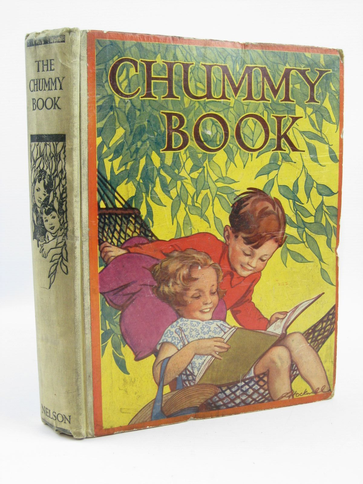 Photo of THE CHUMMY BOOK - EIGHTEENTH YEAR