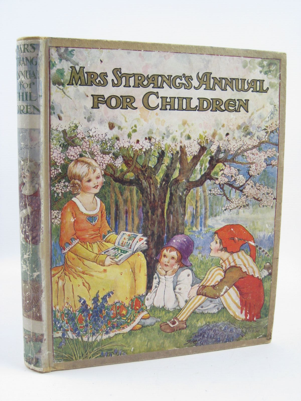 Photo of MRS STRANG'S ANNUAL FOR CHILDREN written by Brown, Dorothy<br />Herbertson, Agnes Grozier<br />Pope, Jessie<br />Joan, Natalie<br />Stowell, Thora<br />et al, illustrated by Peart, M.A.<br />Govey, Lilian A.<br />Sankey, M.<br />Brock, C.E.<br />et al., published by Oxford University Press, Humphrey Milford (STOCK CODE: 1506879)  for sale by Stella & Rose's Books