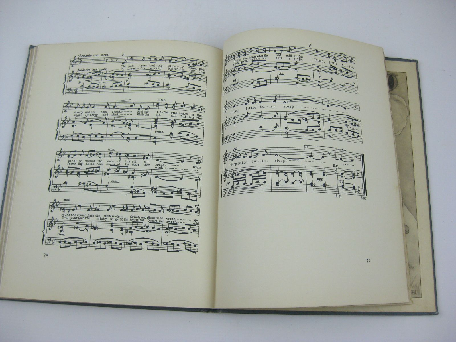 Photo of THE SLEEPY-SONG BOOK written by Field, Eugene<br />Byron, May<br />Campbell, Florence illustrated by Anderson, Anne published by George G. Harrap & Co. Ltd. (STOCK CODE: 1506909)  for sale by Stella & Rose's Books