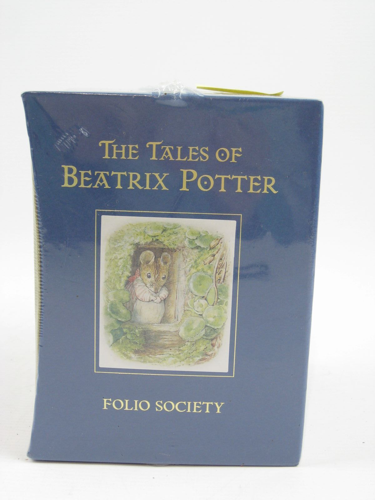 Photo of THE TALES OF BEATRIX POTTER written by Potter, Beatrix illustrated by Potter, Beatrix published by Folio Society (STOCK CODE: 1506911)  for sale by Stella & Rose's Books