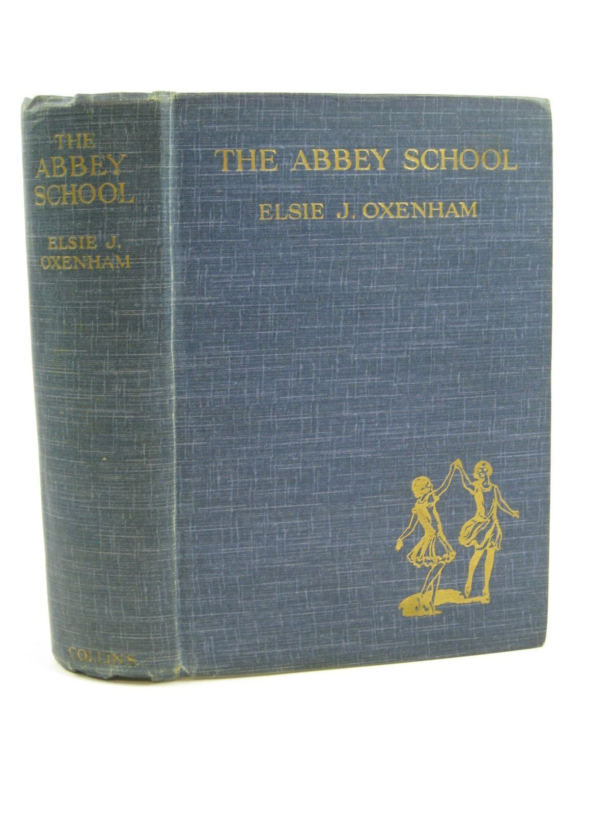 Photo of THE ABBEY SCHOOL written by Oxenham, Elsie J. illustrated by Wood, Elsie Anna published by Collins Clear-Type Press (STOCK CODE: 1506914)  for sale by Stella & Rose's Books