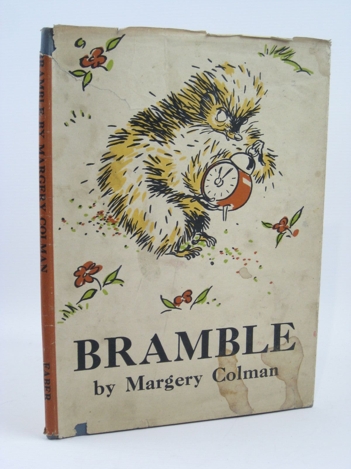 Photo of BRAMBLE written by Colman, Margery illustrated by Colman, Margery published by Faber & Faber (STOCK CODE: 1506926)  for sale by Stella & Rose's Books