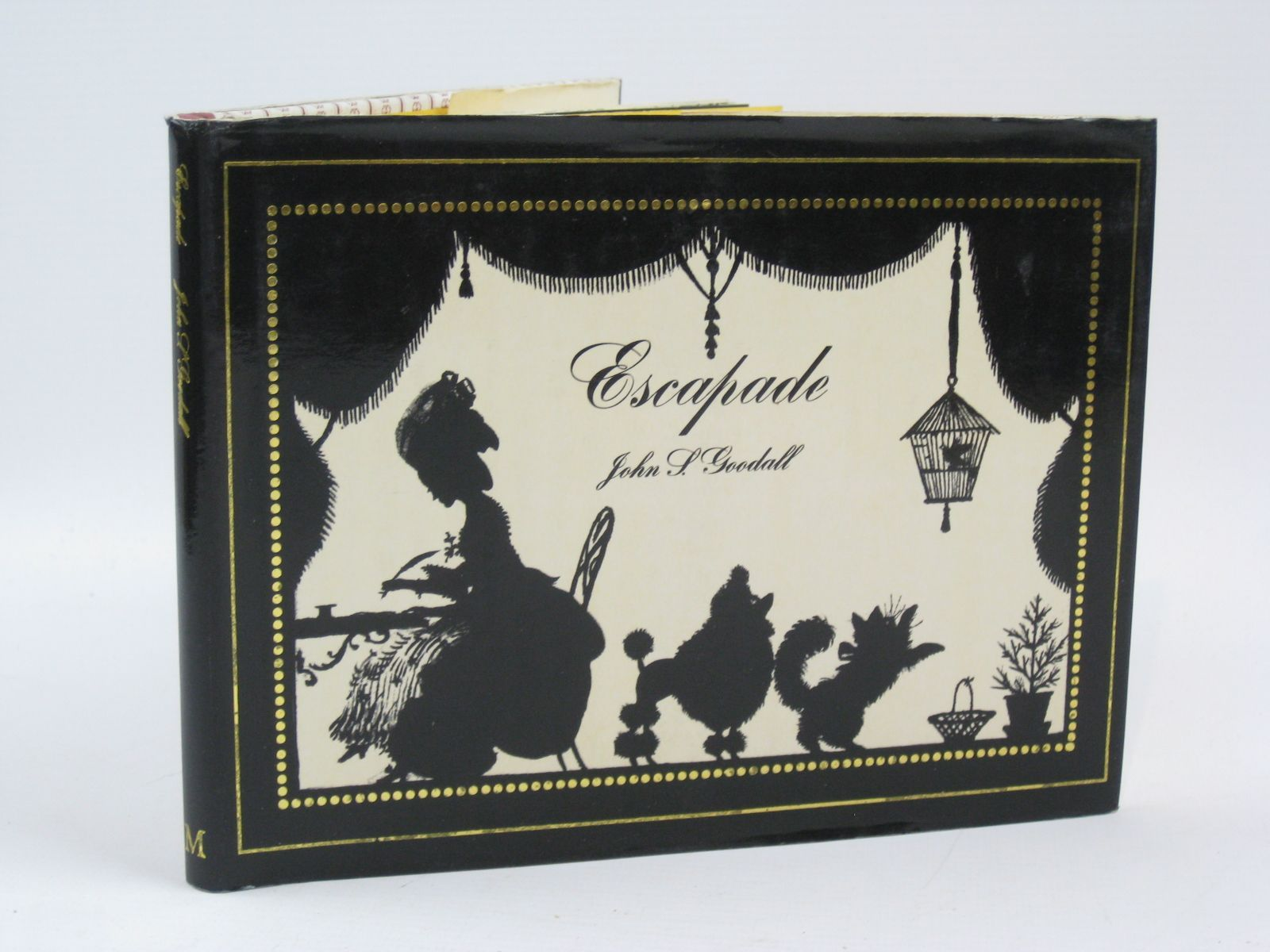 Photo of ESCAPADE illustrated by Goodall, John S. published by Macmillan London Limited (STOCK CODE: 1506947)  for sale by Stella & Rose's Books