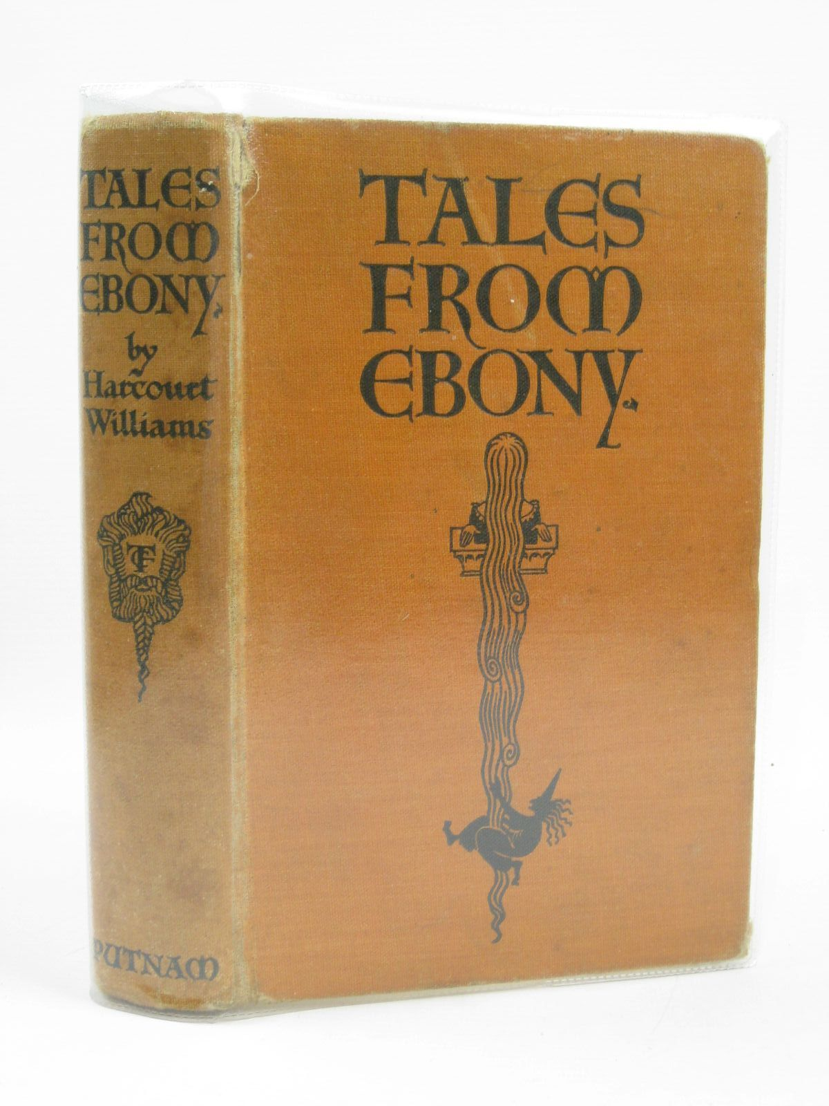 Photo of TALES FROM EBONY written by Williams, Harcourt illustrated by Tunnicliffe, C.F. published by Putnam (STOCK CODE: 1507050)  for sale by Stella & Rose's Books