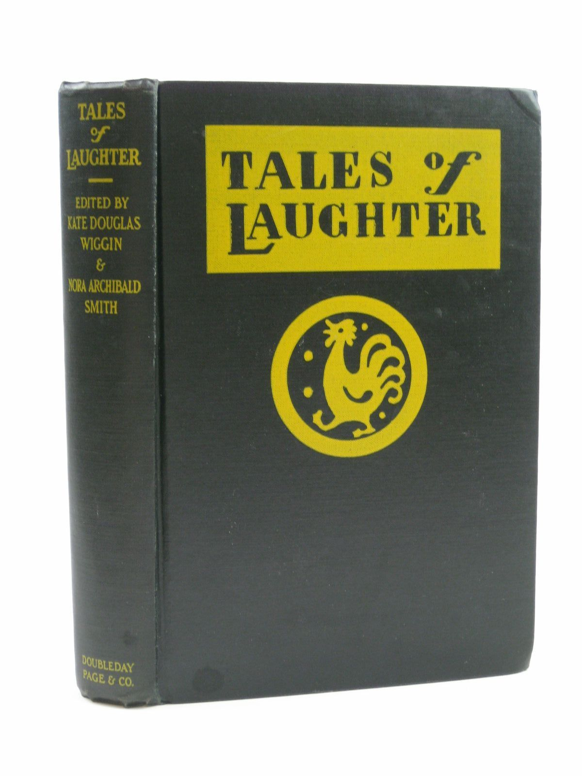 Photo of TALES OF LAUGHTER written by Wiggin, Kate Douglas<br />Smith, Nora Archibald illustrated by Mackinstry, Elizabeth published by Doubleday, Page & Company (STOCK CODE: 1507058)  for sale by Stella & Rose's Books