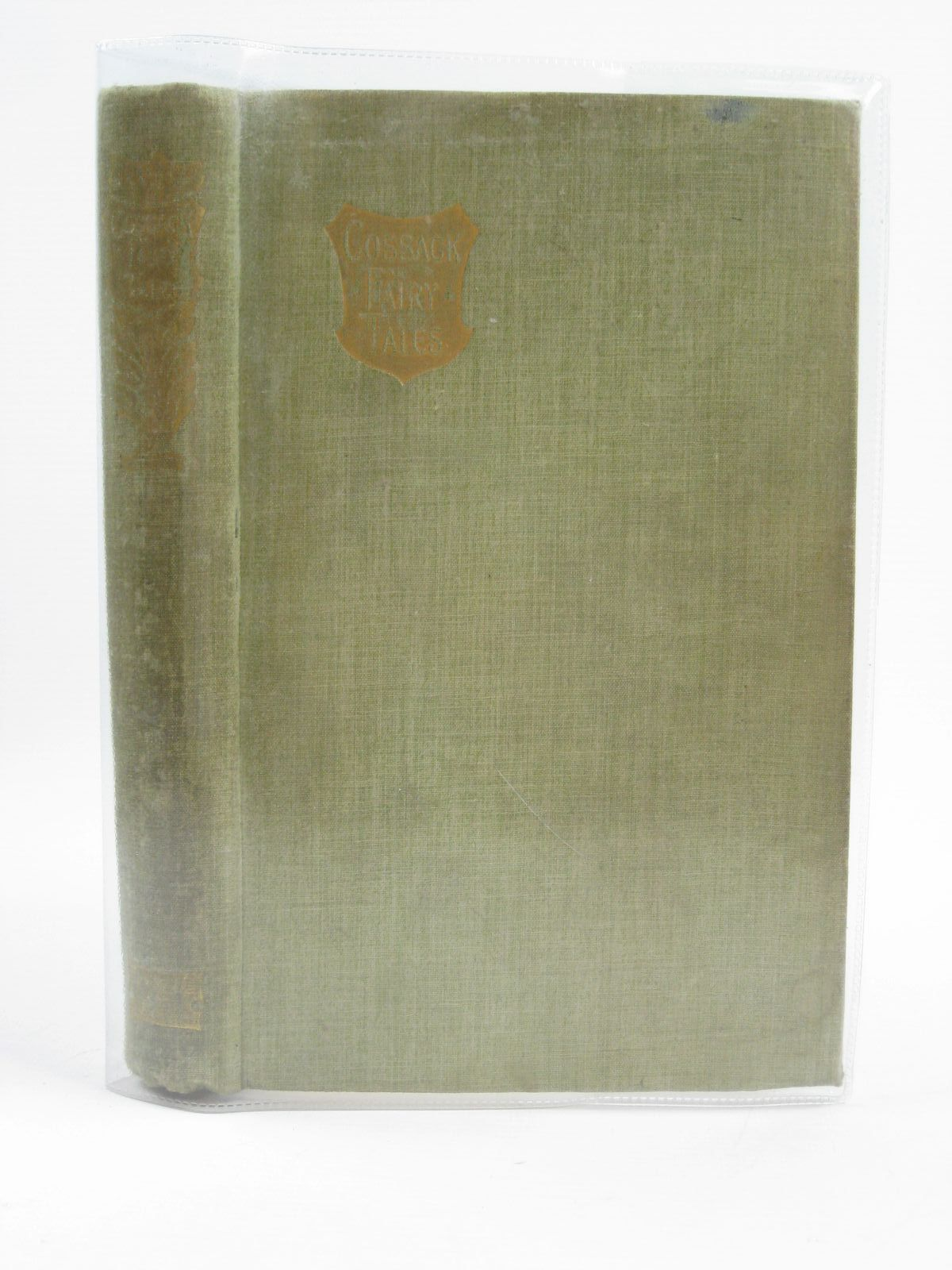 Photo of COSSACK FAIRY TALES AND FOLK TALES written by Bain, R. Nisbet illustrated by Mitchell, E.W. published by Lawrence and Bullen (STOCK CODE: 1507064)  for sale by Stella & Rose's Books