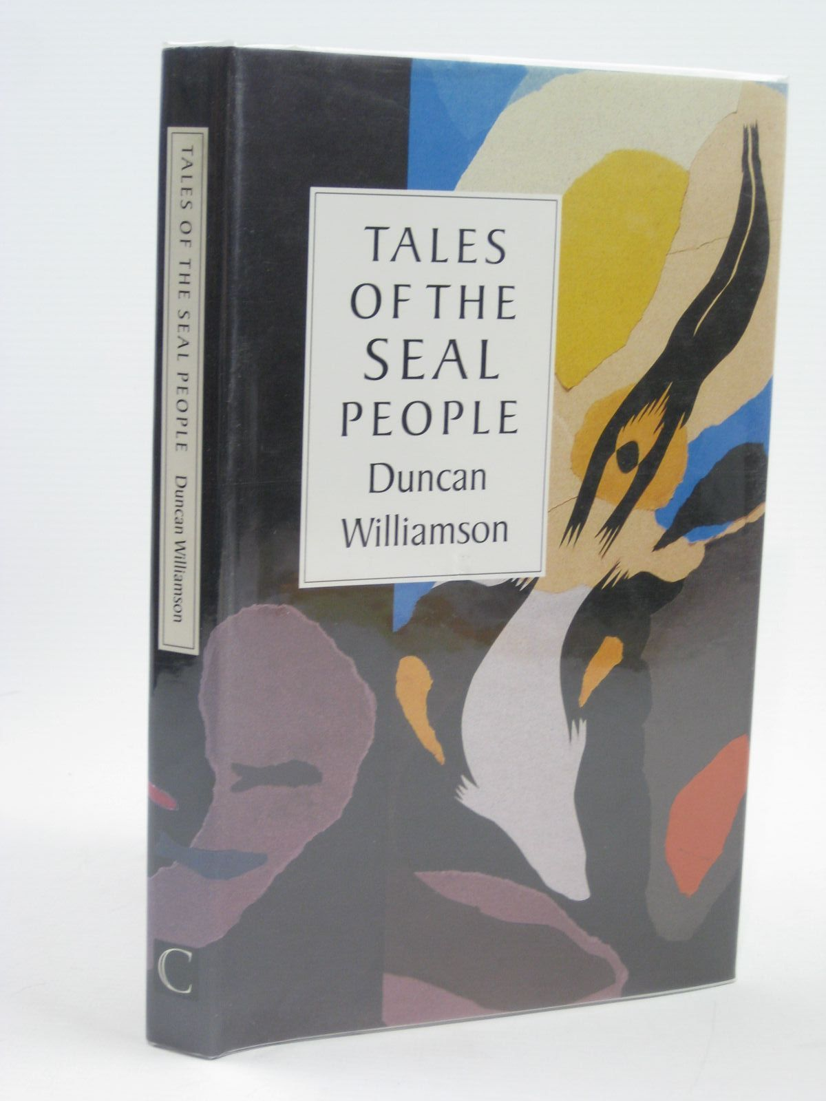 Photo of TALES OF THE SEAL PEOPLE written by Williamson, Duncan illustrated by McCail, Chad published by Canongate Press (STOCK CODE: 1507079)  for sale by Stella & Rose's Books