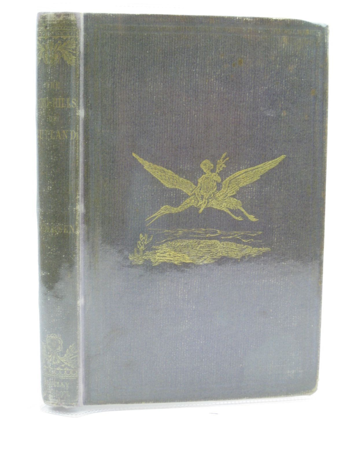 Photo of THE SAND-HILLS OF JUTLAND written by Andersen, Hans Christian<br />Bushby, Mrs. published by Richard Bentley (STOCK CODE: 1507143)  for sale by Stella & Rose's Books