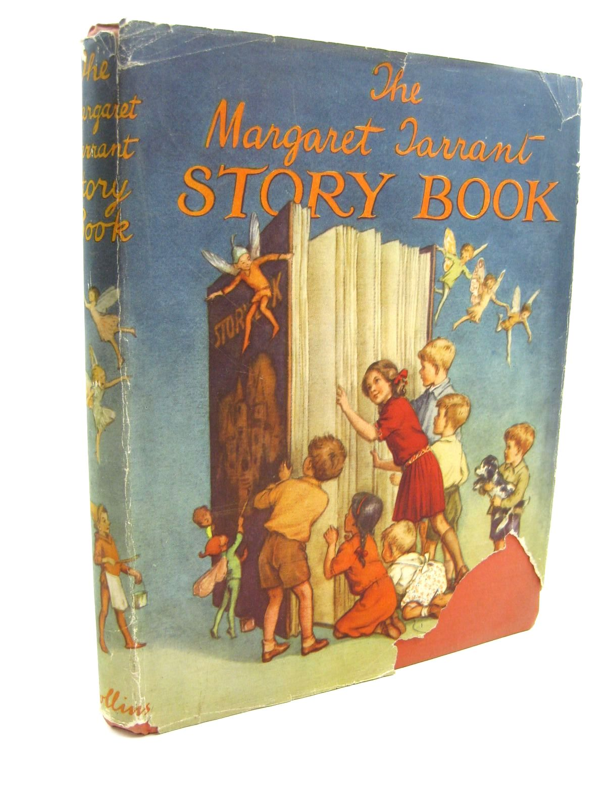 Photo of THE MARGARET TARRANT STORY BOOK illustrated by Tarrant, Margaret published by Collins (STOCK CODE: 1507191)  for sale by Stella & Rose's Books