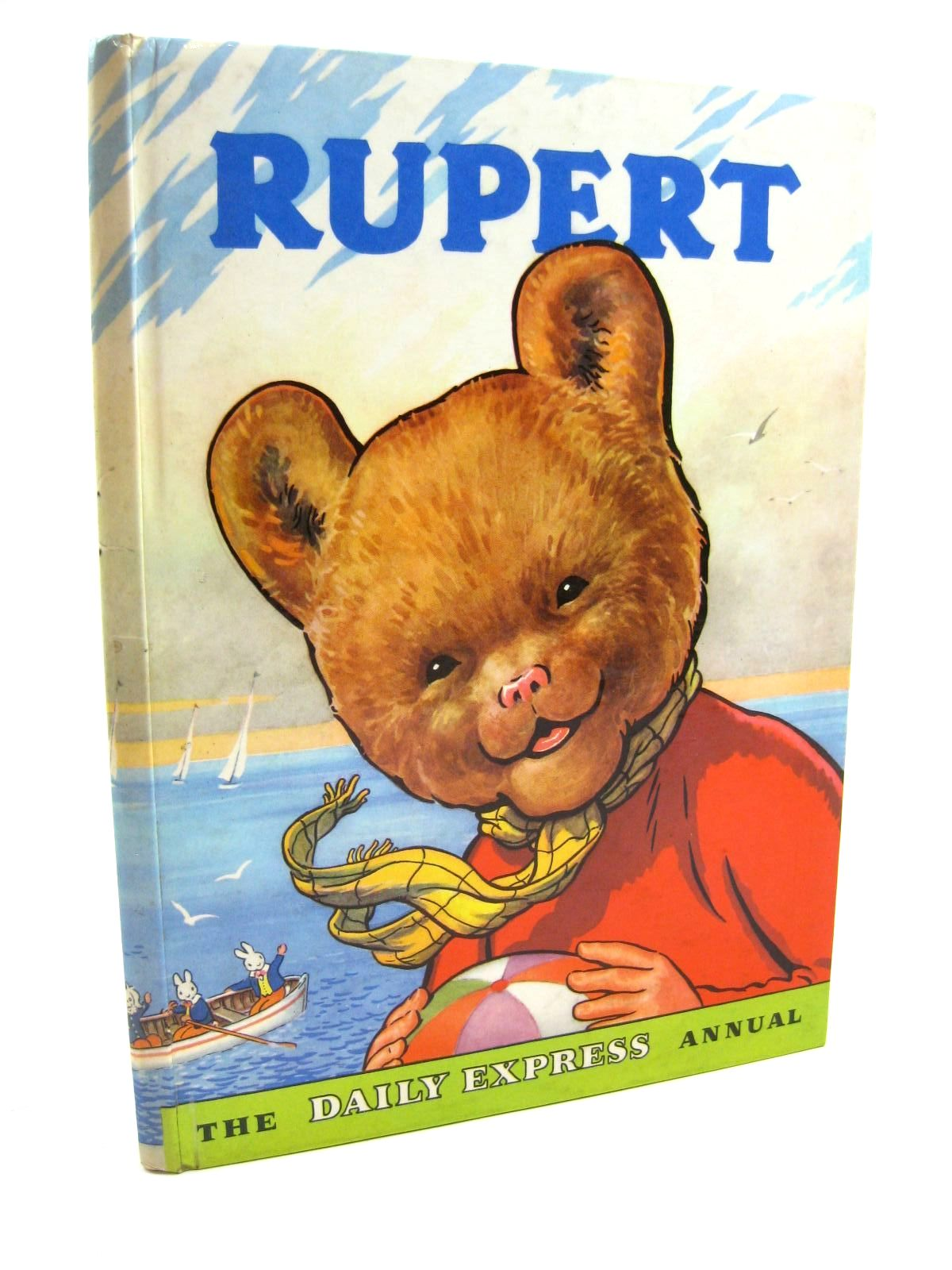 Photo of RUPERT ANNUAL 1959 written by Bestall, Alfred illustrated by Bestall, Alfred published by Daily Express (STOCK CODE: 1507194)  for sale by Stella & Rose's Books