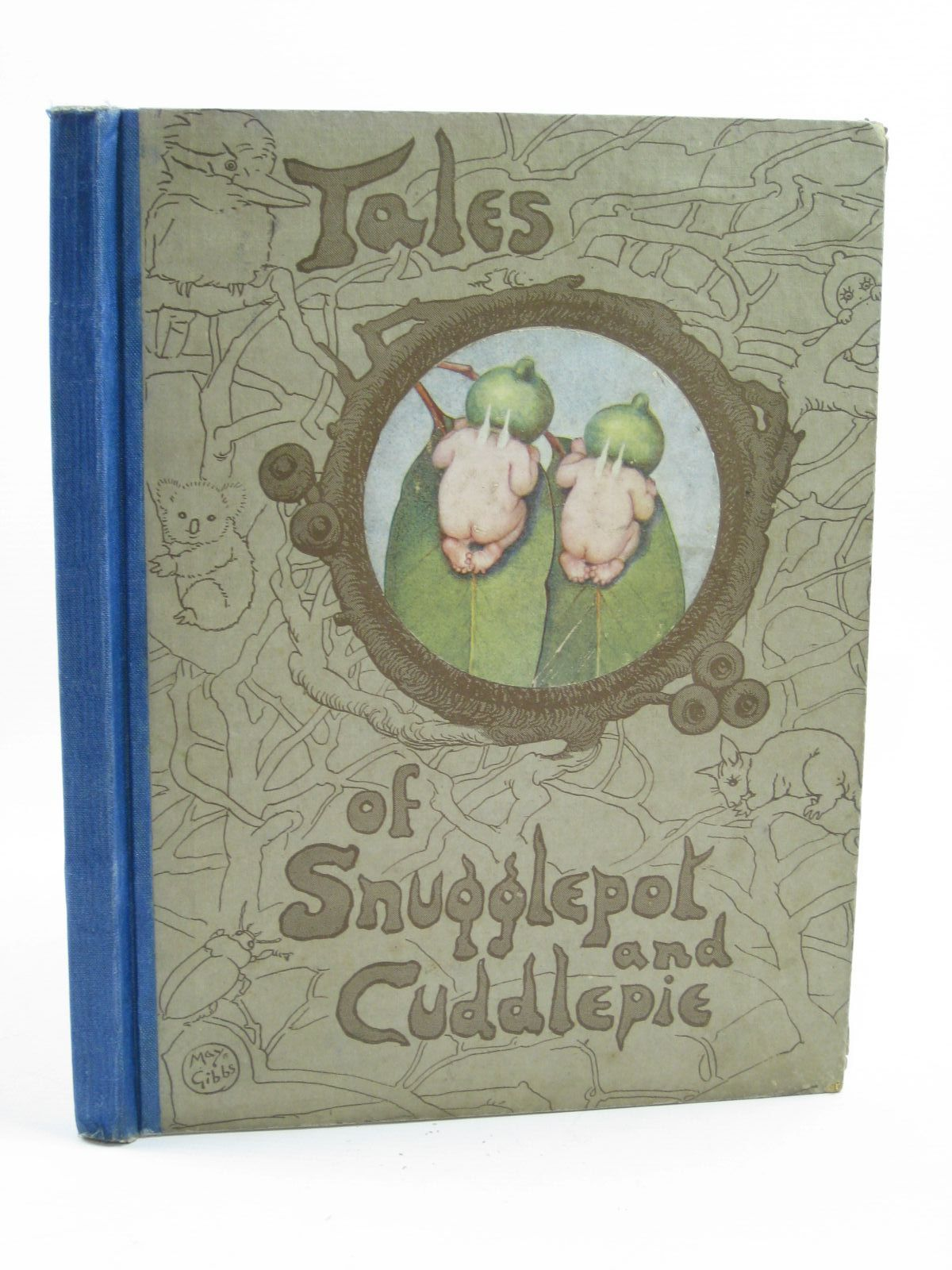Photo of TALES OF SNUGGLEPOT AND CUDDLEPIE: THEIR ADVENTURES WONDERFUL written by Gibbs, May illustrated by Gibbs, May published by Angus & Robertson (STOCK CODE: 1507200)  for sale by Stella & Rose's Books