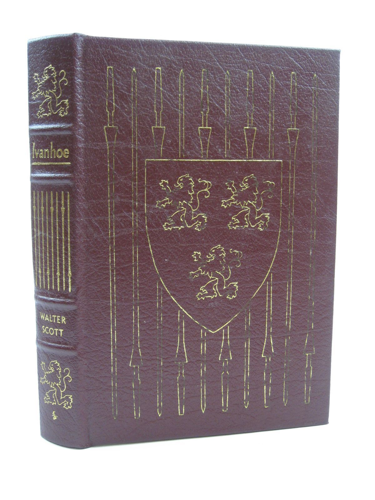 Photo of IVANHOE written by Scott, Sir Walter illustrated by Wilson, Edward A. published by Easton Press (STOCK CODE: 1507210)  for sale by Stella & Rose's Books