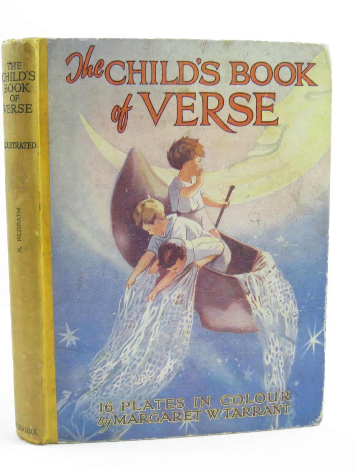 Photo of THE CHILD'S BOOK OF VERSE illustrated by Tarrant, Margaret published by Ward Lock & Co Ltd. (STOCK CODE: 1507318)  for sale by Stella & Rose's Books