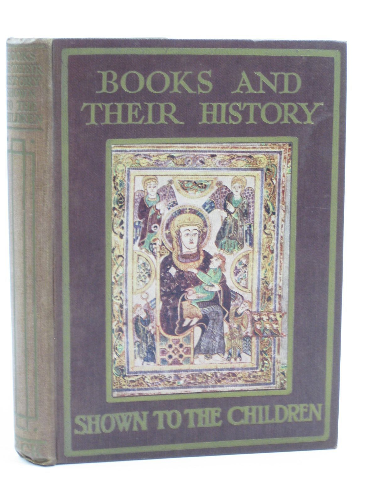 Photo of BOOKS AND THEIR HISTORY SHOWN TO THE CHILDREN