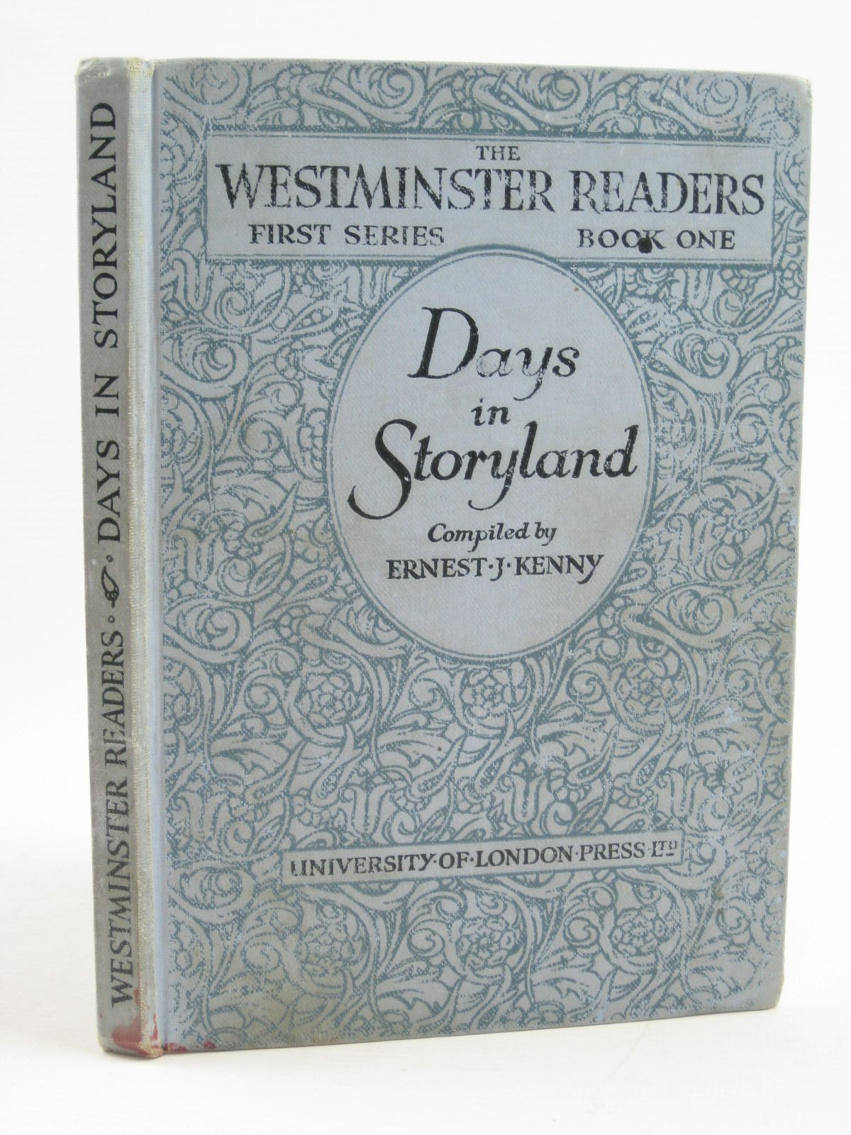 Photo of DAYS IN STORYLAND written by Kenny, Ernest J. illustrated by Miller, Hilda T. published by University of London Press Ltd. (STOCK CODE: 1507356)  for sale by Stella & Rose's Books