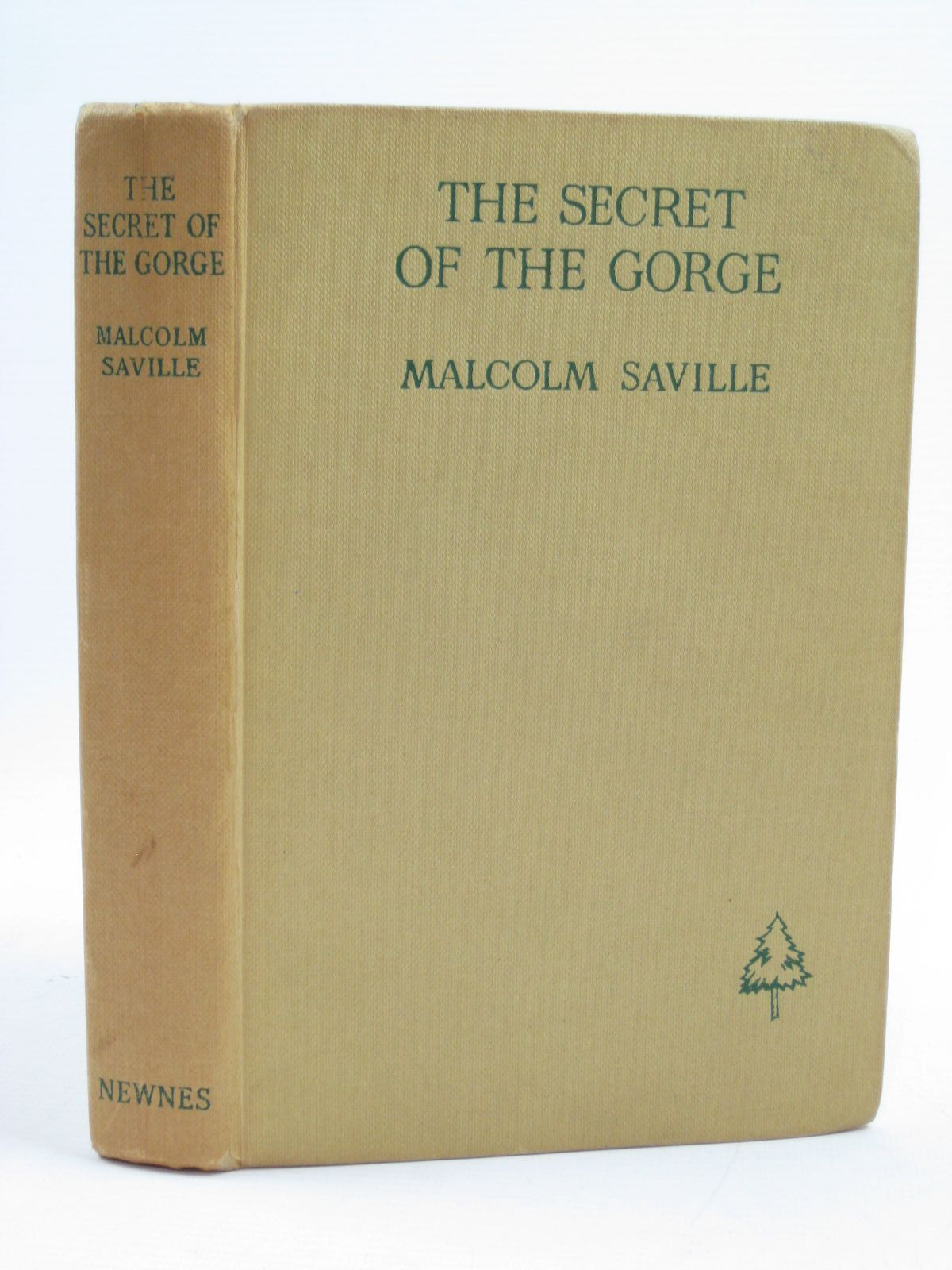 Photo of THE SECRET OF THE GORGE written by Saville, Malcolm published by George Newnes Limited (STOCK CODE: 1507382)  for sale by Stella & Rose's Books