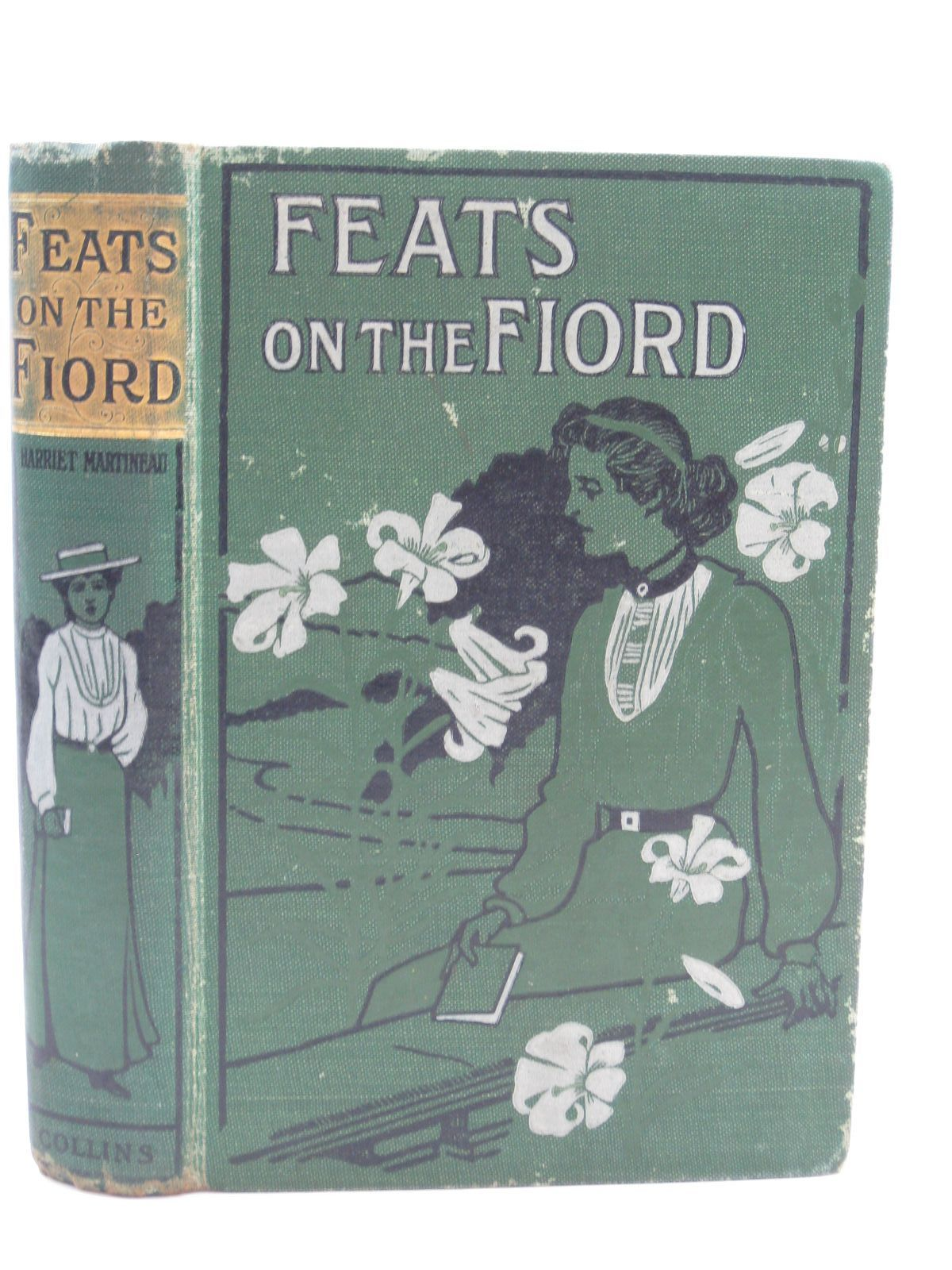Photo of FEATS ON THE FIORD written by Martineau, Harriet illustrated by Ward, Enoch published by Collins Clear-Type Press (STOCK CODE: 1507390)  for sale by Stella & Rose's Books