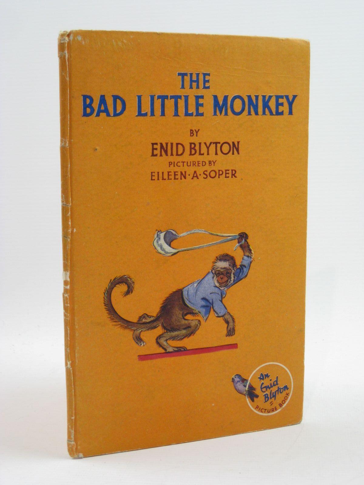 Photo of THE BAD LITTLE MONKEY